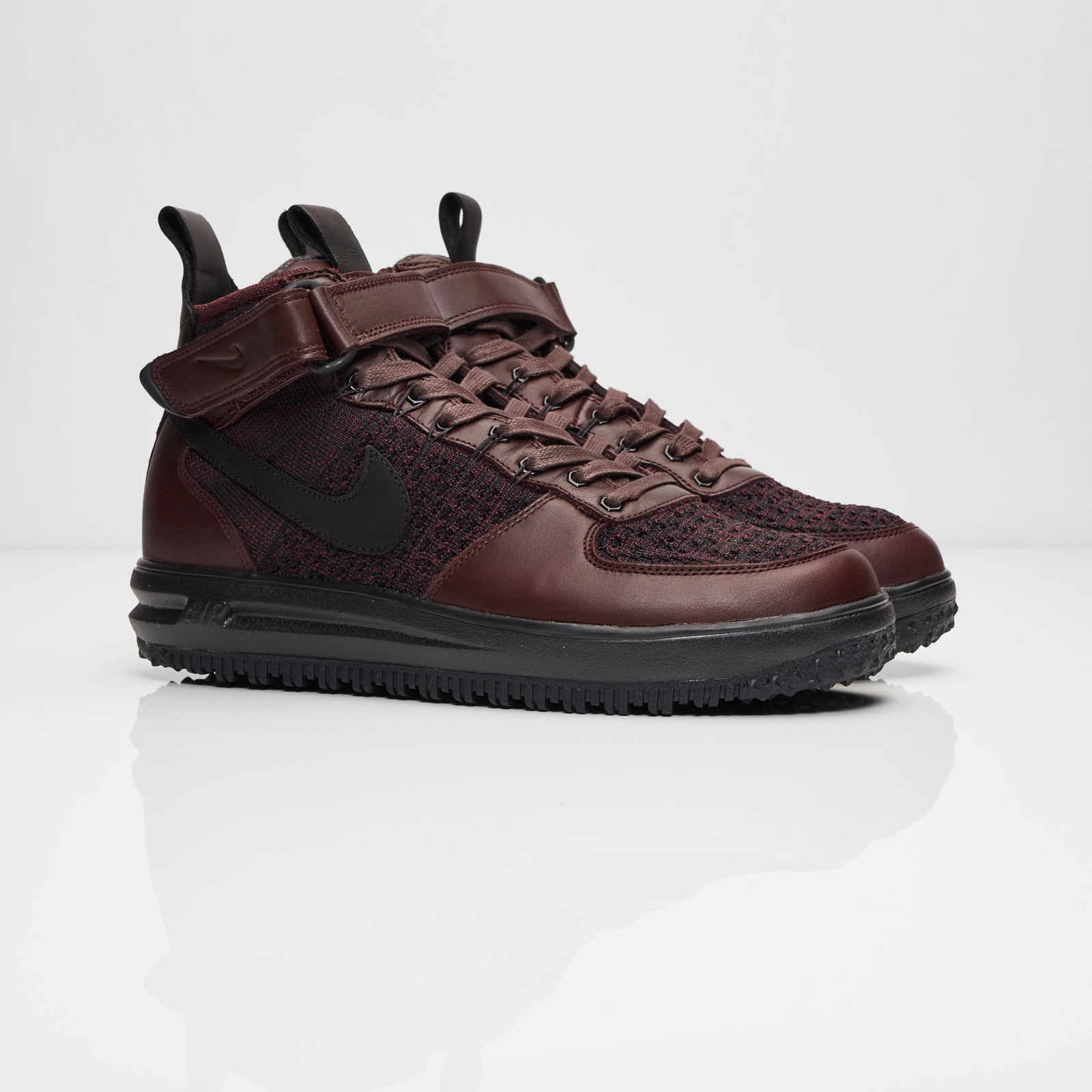 Nike Lunar Force 1 Flyknit Workboot 855984 600