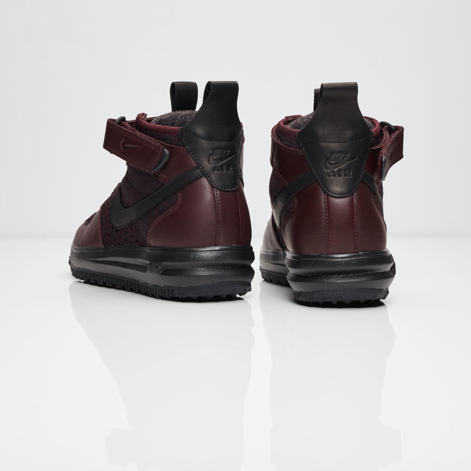 quality design 1124e c2114 Nike Lunar Force 1 Flyknit Workboot - 855984-600 - Sneakersnstuff    sneakers   streetwear online since 1999