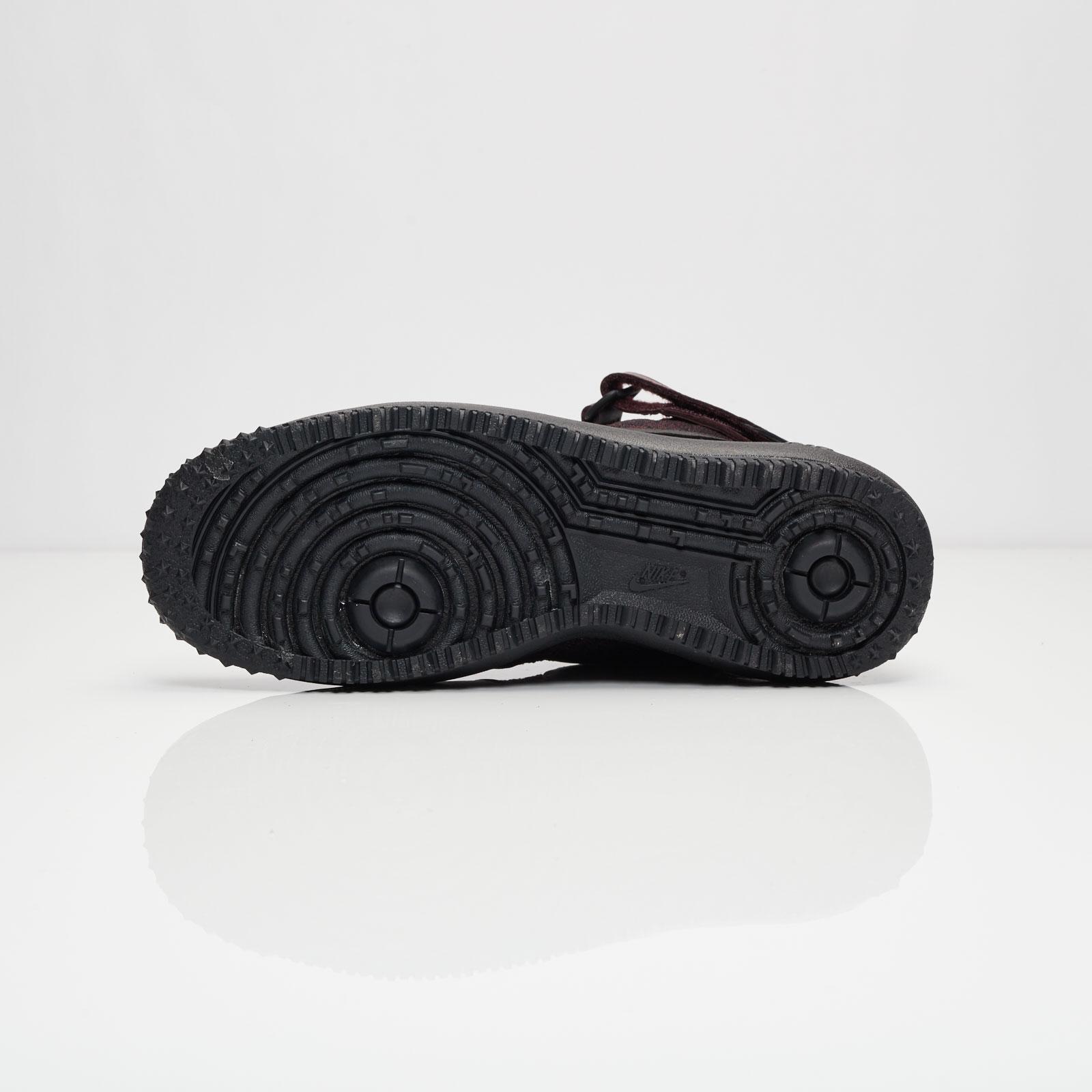 quality design 62085 68555 Nike Lunar Force 1 Flyknit Workboot - 855984-600 - Sneakersnstuff    sneakers   streetwear online since 1999