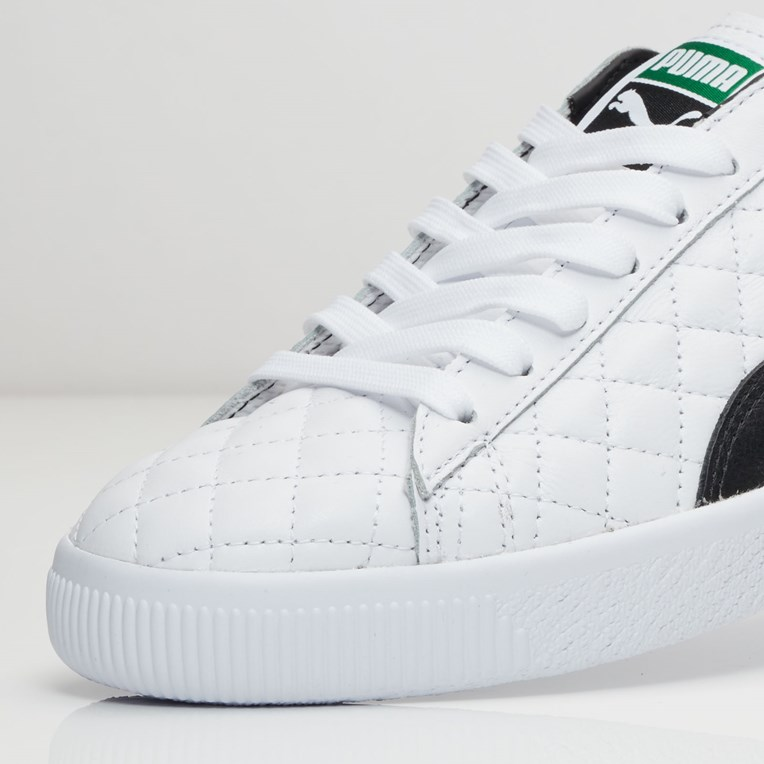 puma clyde dressed part three sneaker