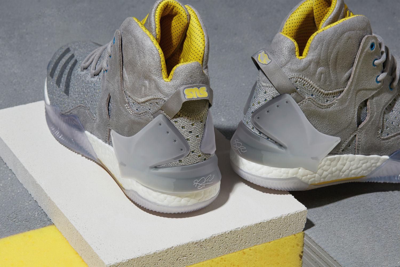 adf6bd45156 adidas D Rose 7 Primeknit SNS - Bb1946 - Sneakersnstuff