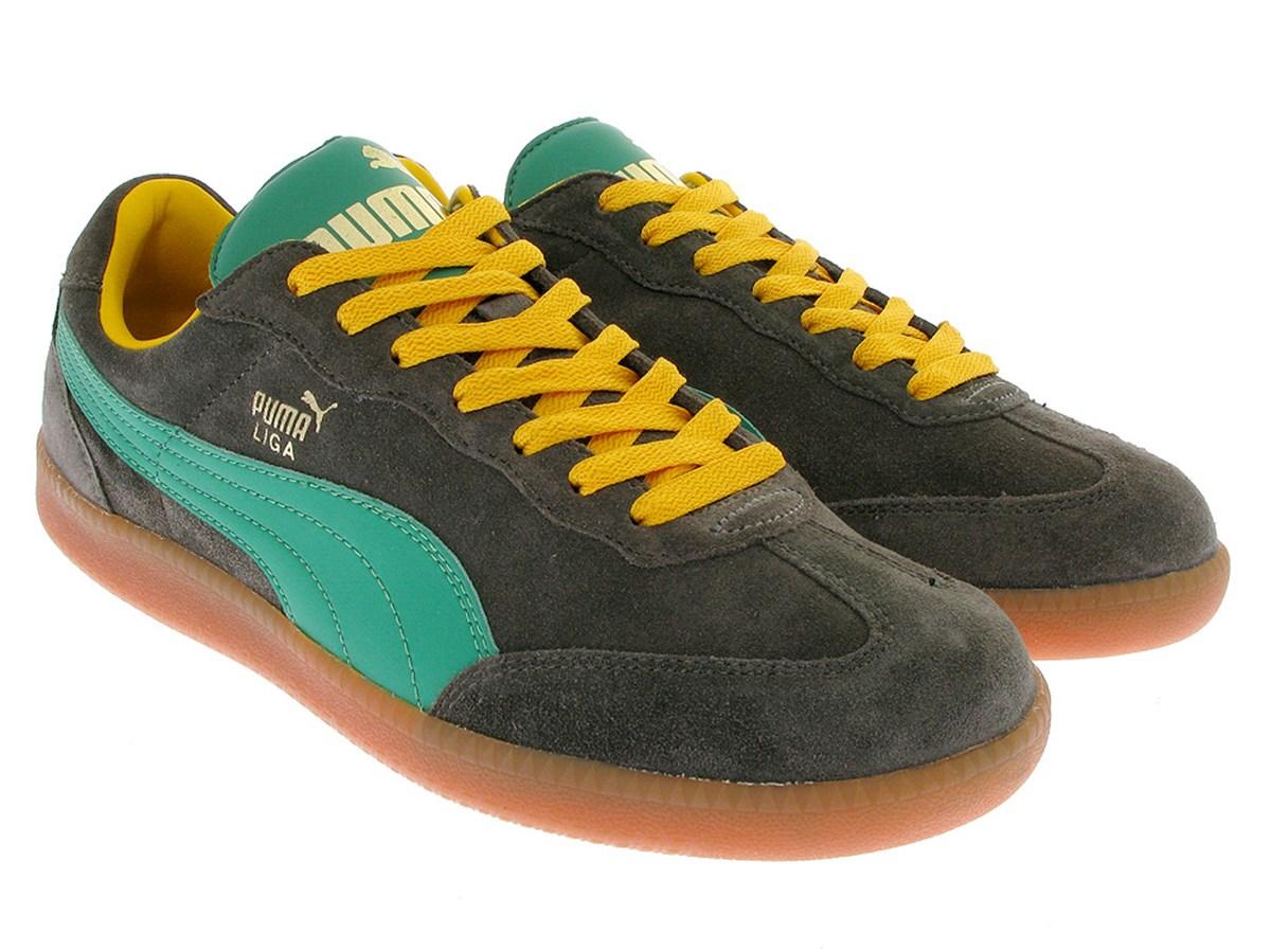 Puma Liga Suede II - 81435 - SNS | sneakers & streetwear online since 1999