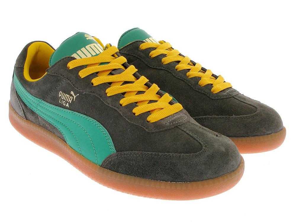 Puma Liga Suede II 81435 Sneakersnstuff | sneakers