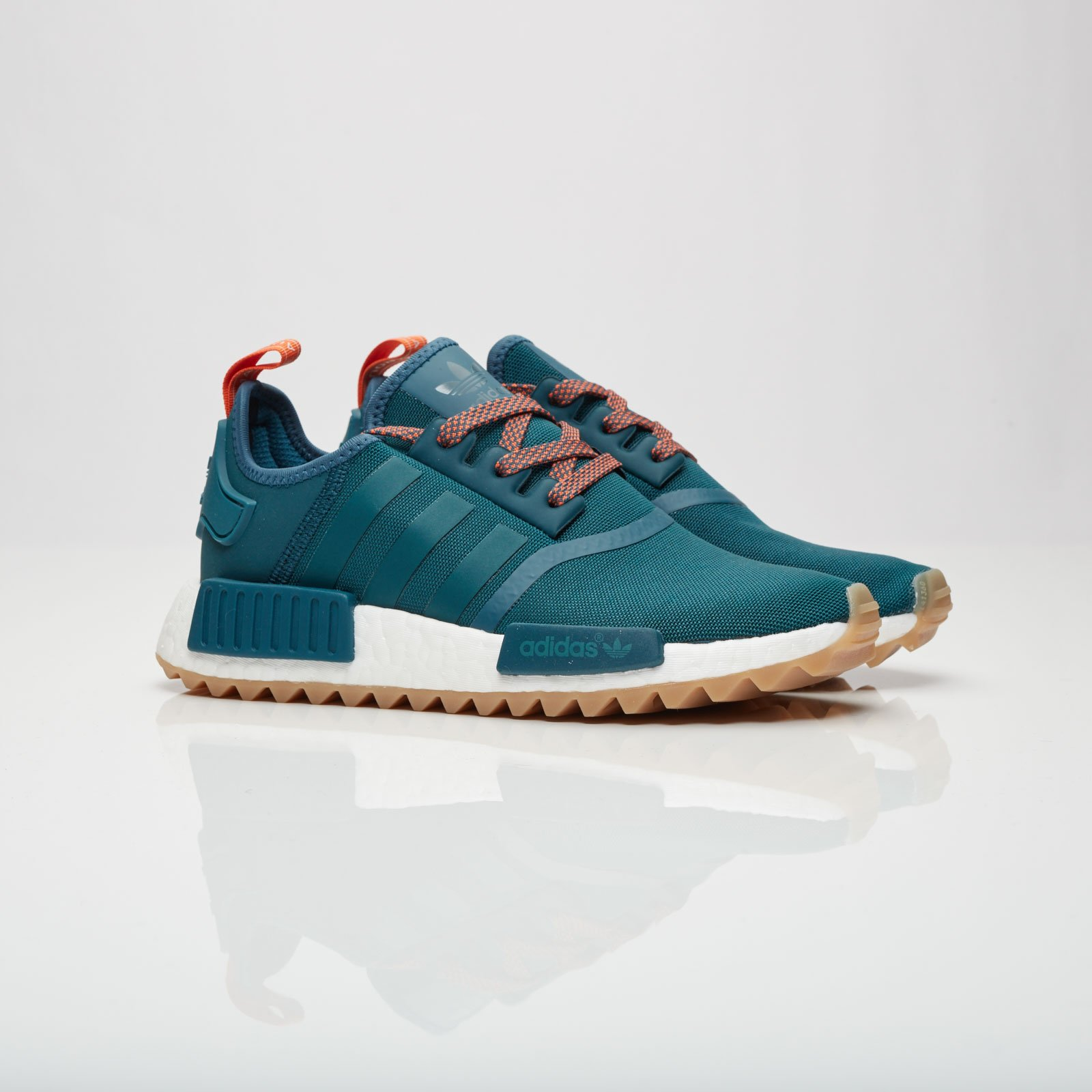 ad2d8885d wholesale orange green womens adidas nmd runner shoes a596f 0bc8c