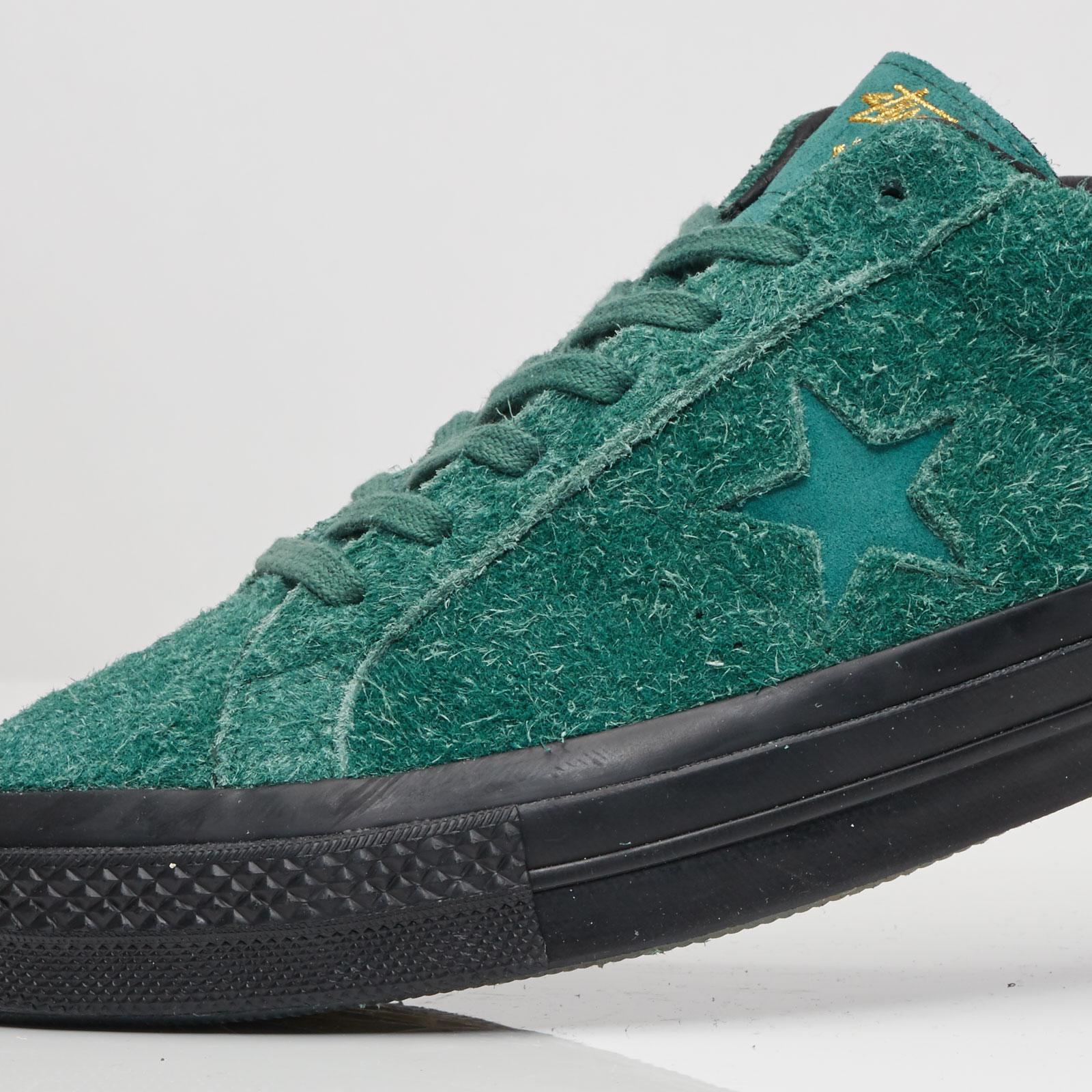 5fdba55fee56 Converse One Star 74 ox x Stüssy - 155341c - Sneakersnstuff ...