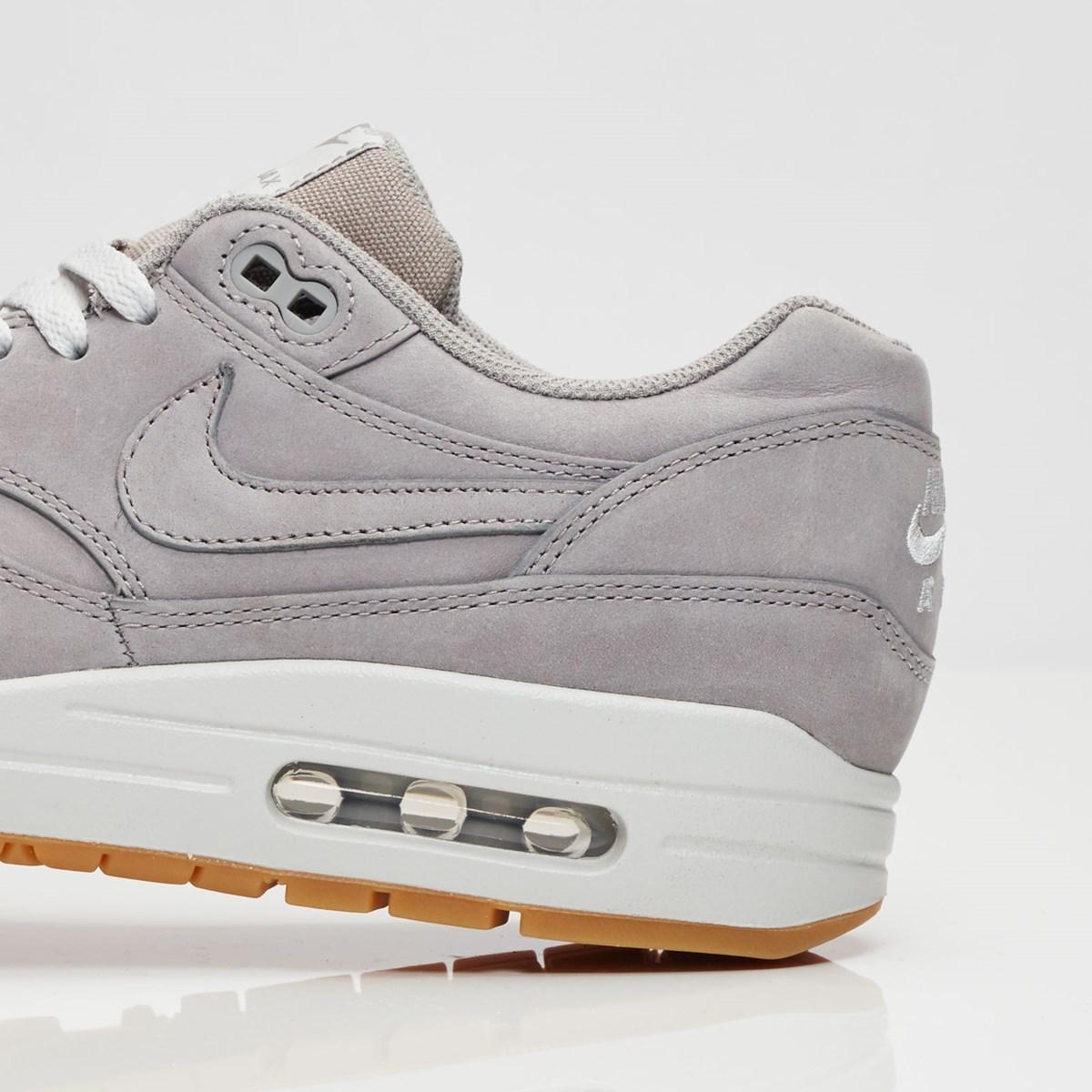 Nike Air Max 1 LTR Premium - 705282-005 - SNS   sneakers & streetwear en ligne depuis 1999