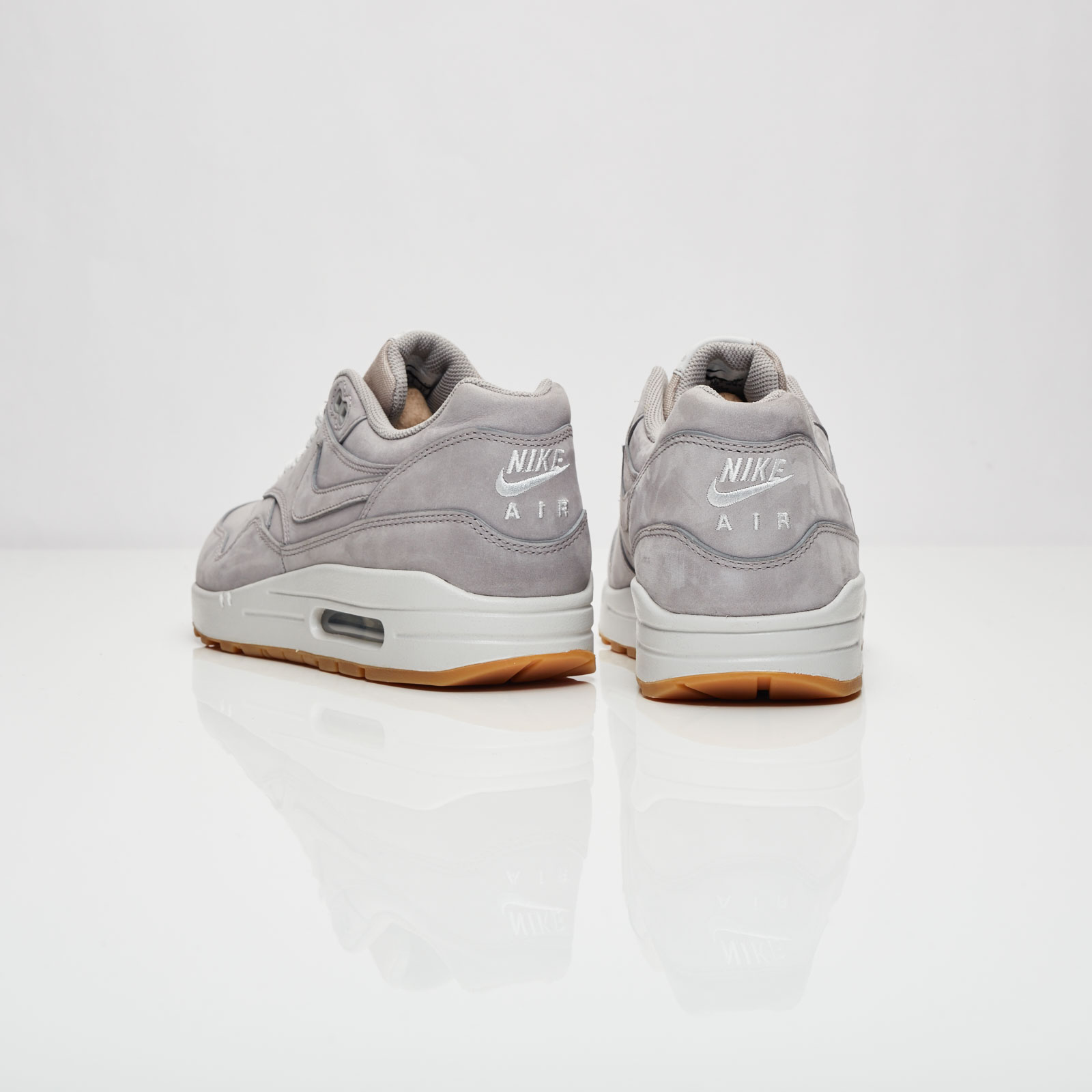Nike Air Max 1 LTR Premium - 705282-005 - SNS | sneakers ...