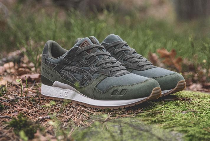 Sneakersnstuff & ASICS Tiger Gel-Lyte III