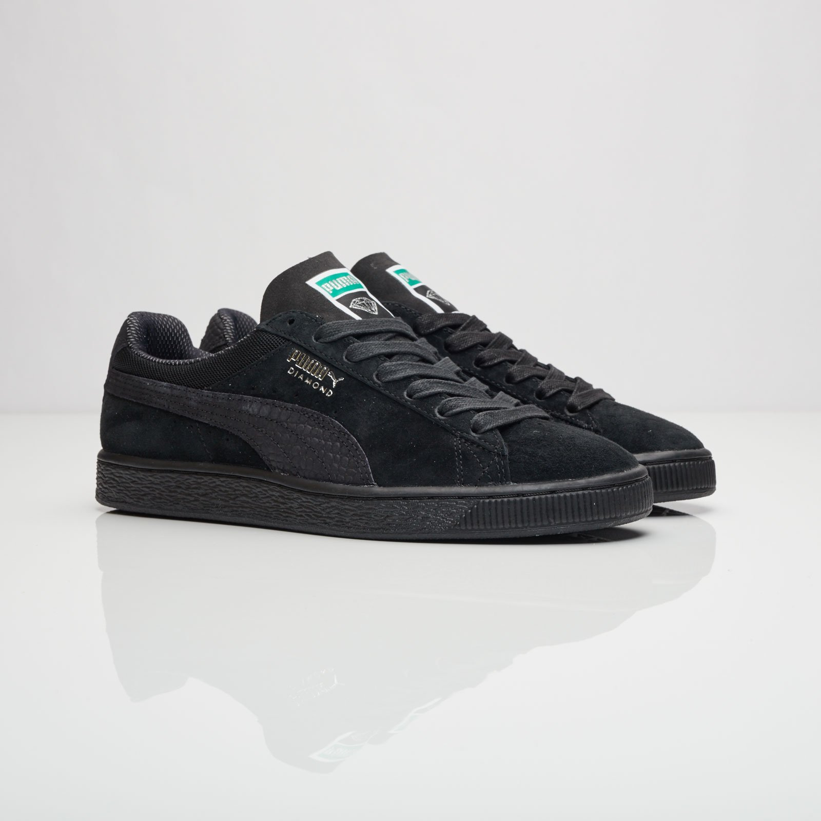 pretty nice b1a7f d92e5 Puma Suede X Diamond Supply - 363001-01 - Sneakersnstuff ...