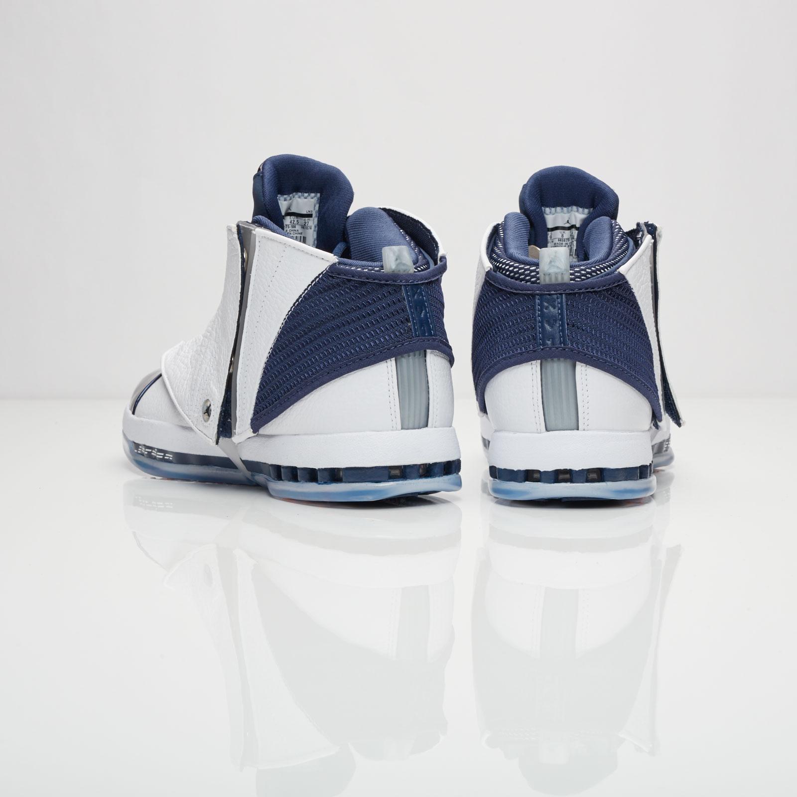 6f3c3dfb5ec Jordan Brand Air Jordan 16 Retro - 683075-106 - Sneakersnstuff | sneakers &  streetwear online since 1999
