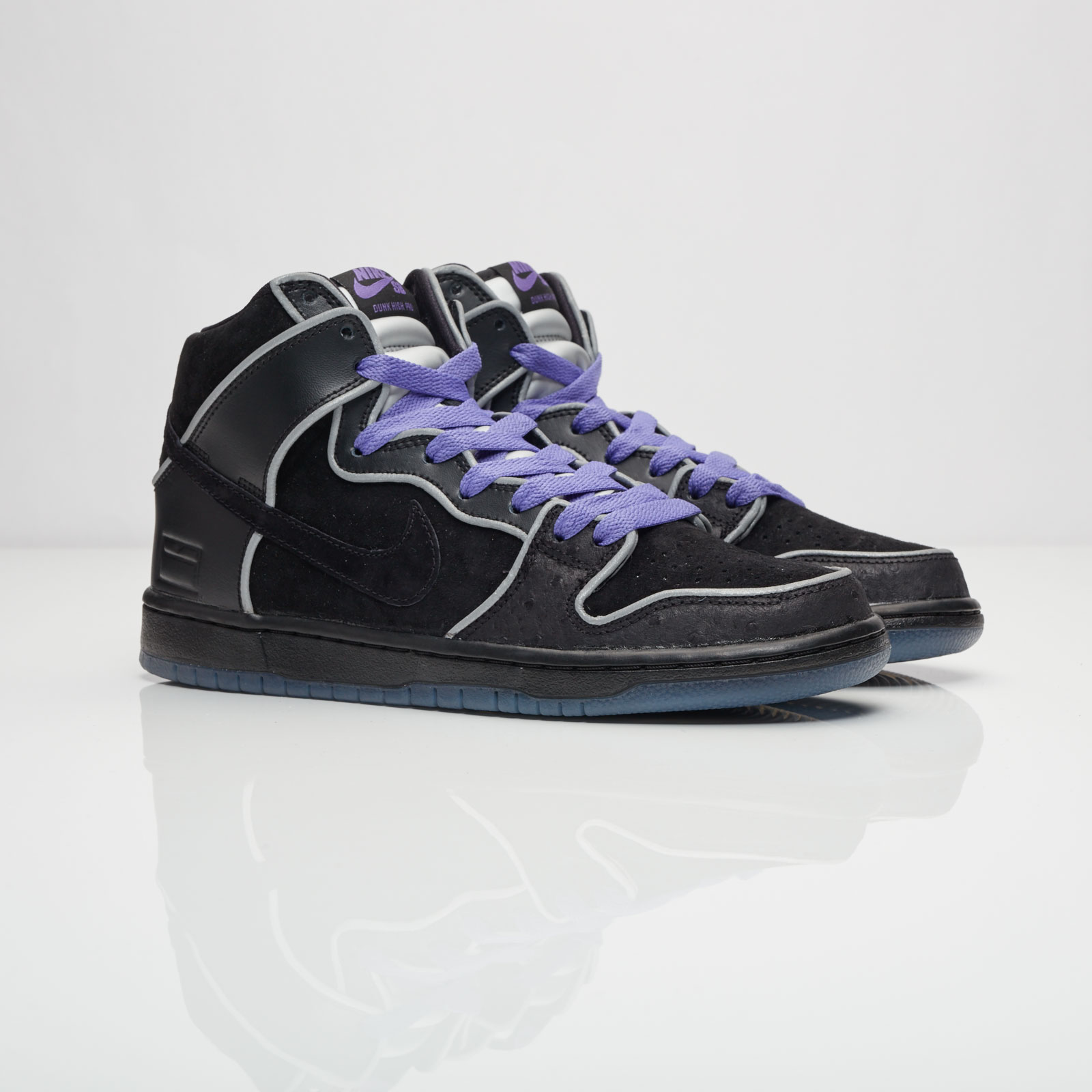 half off 43c1b 5a2b4 Nike Dunk High Elite Sb - 833456-002 - Sneakersnstuff ...