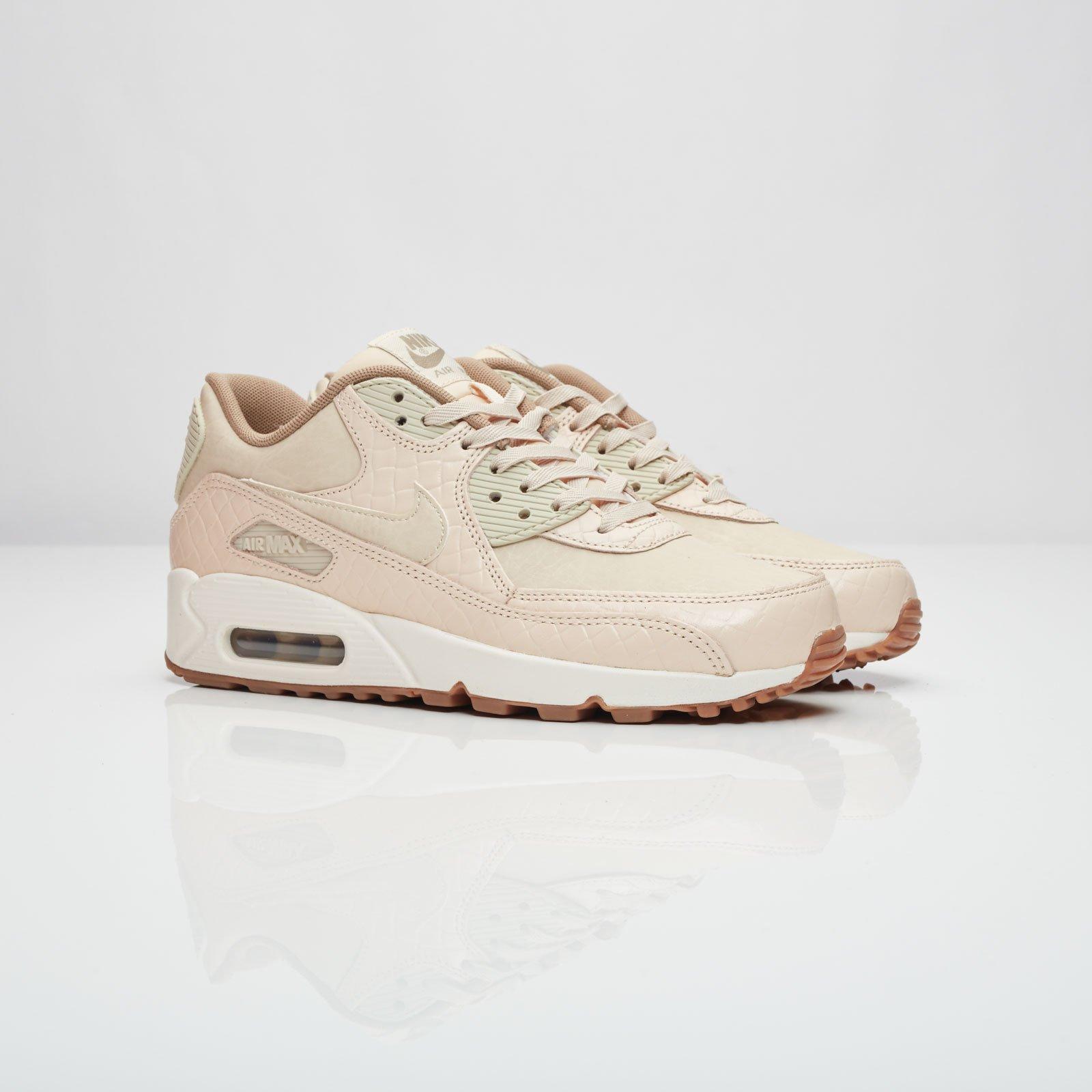 Nike Wmns Air Max 90 Premium 443817 105 Sneakersnstuff
