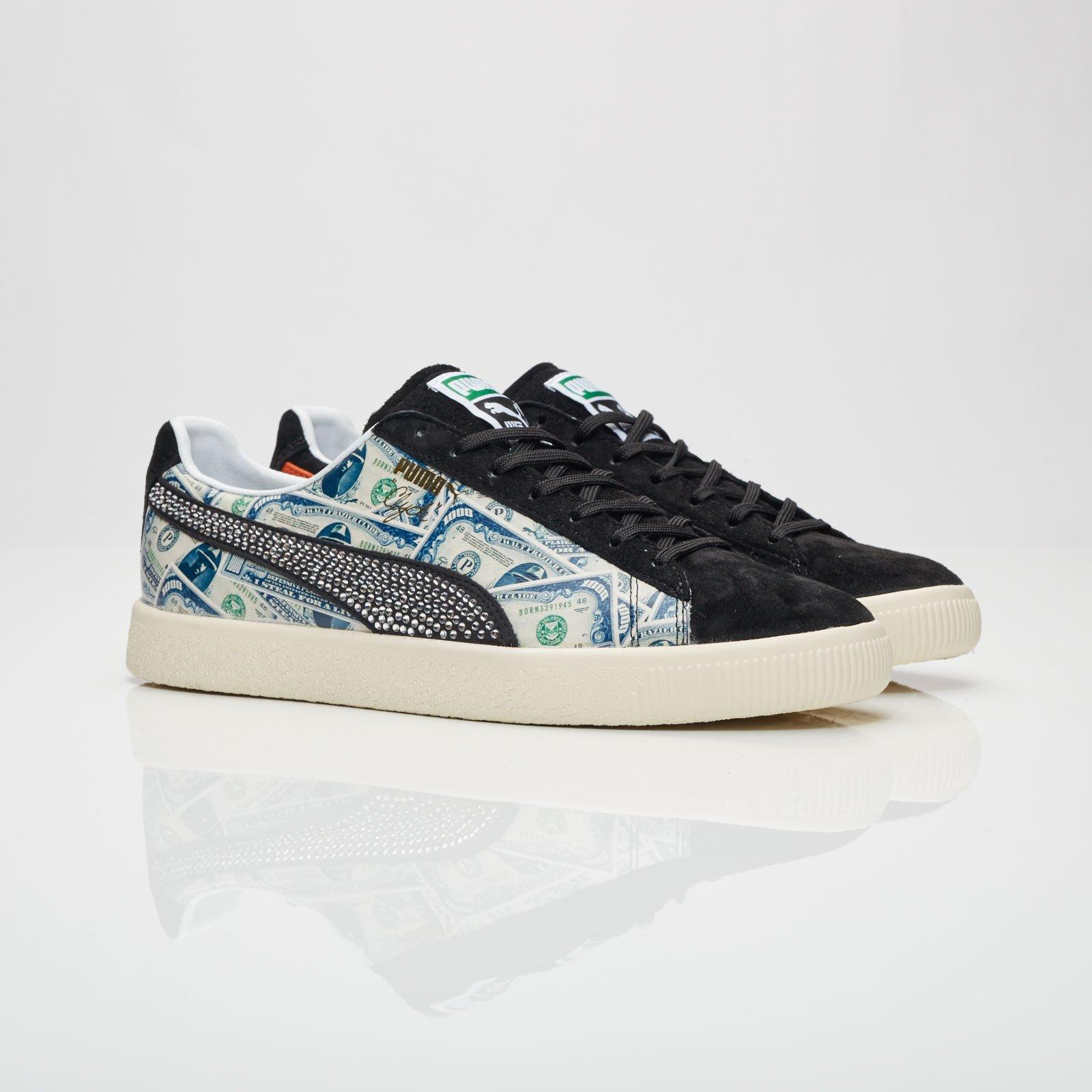 4b1fd33c3975 Puma Clyde X Mita - 364303-02 - Sneakersnstuff