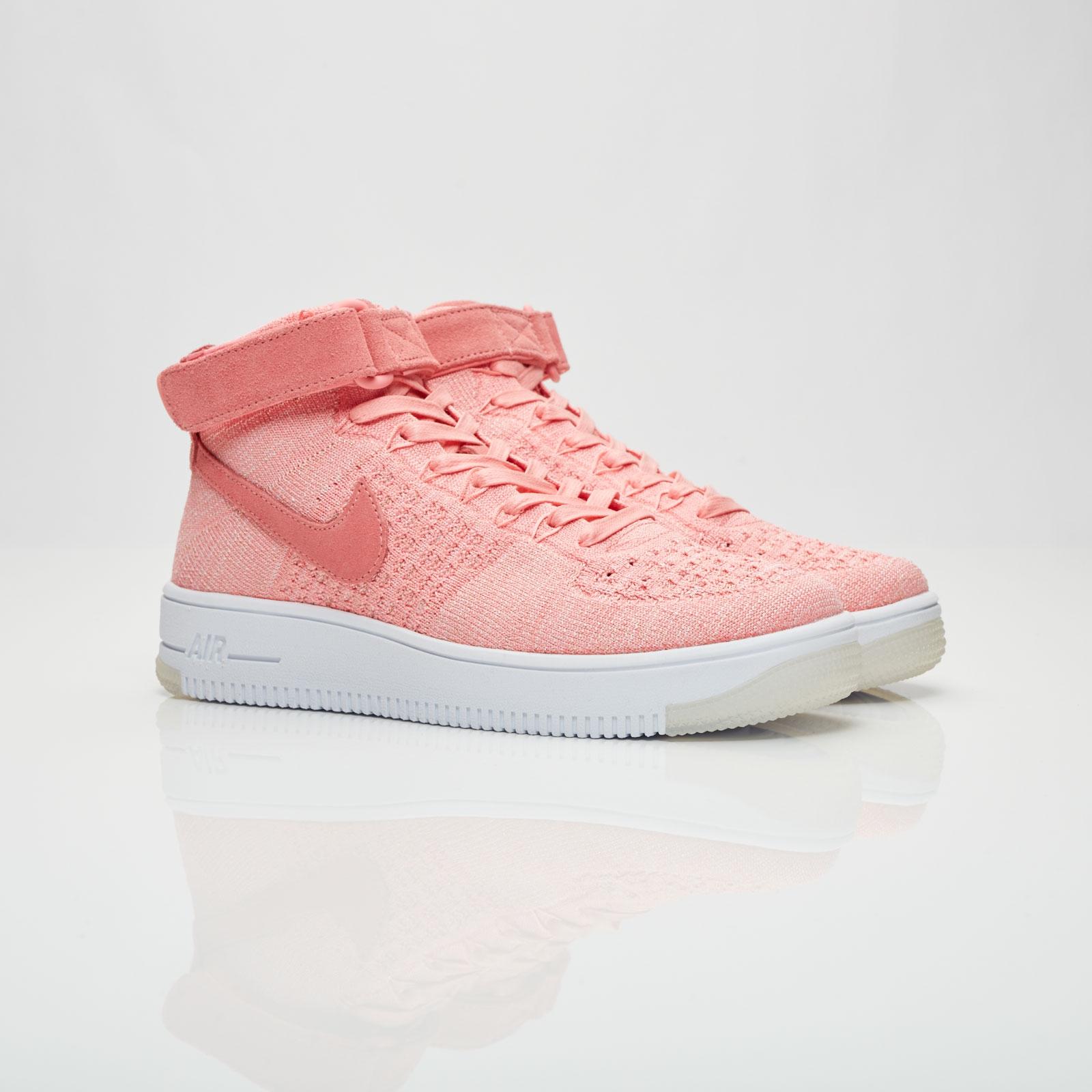 Nike Wmns Af1 Flyknit - 818018-802