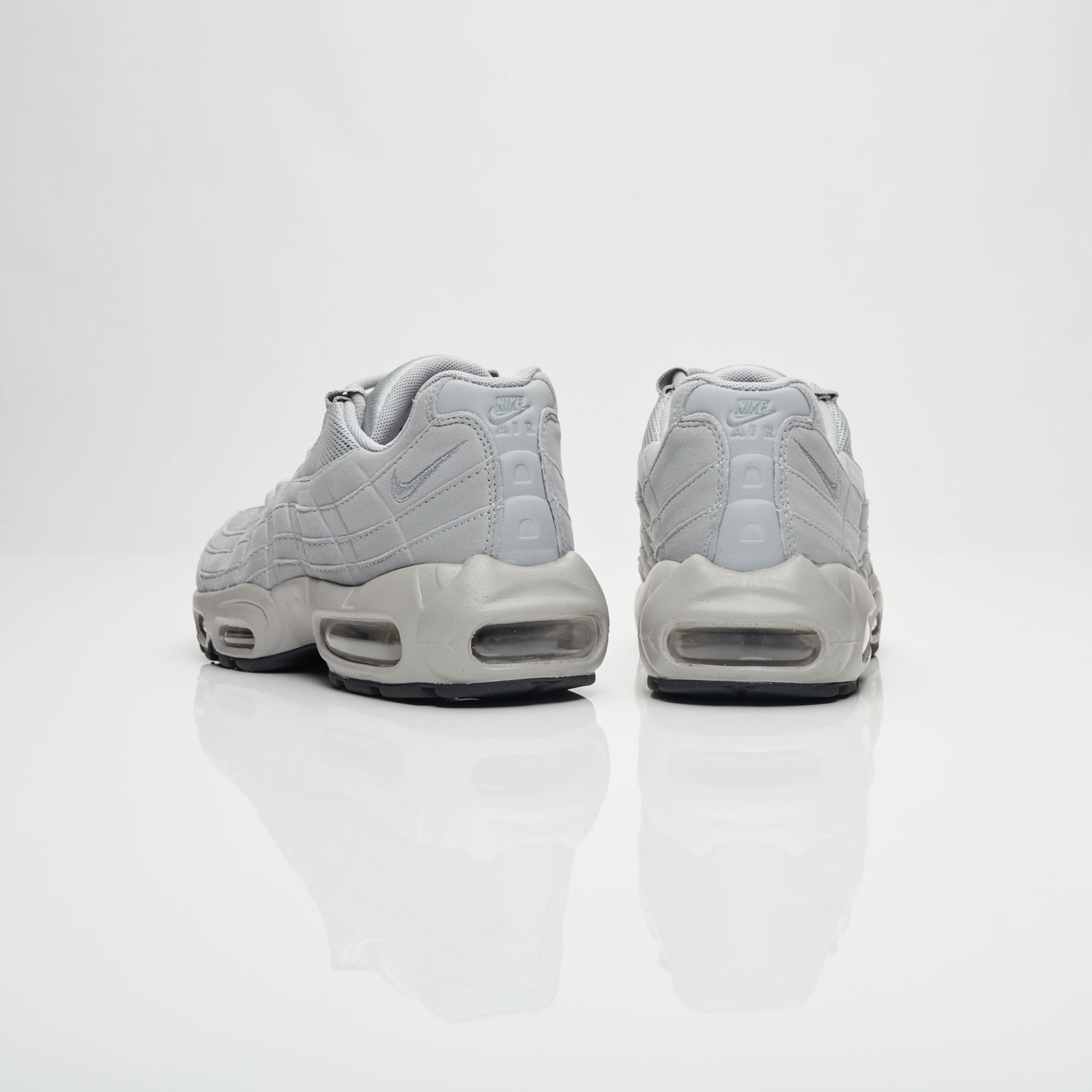 Nike Sportswear Air Max 95 MatteSilverSail | 307960 005