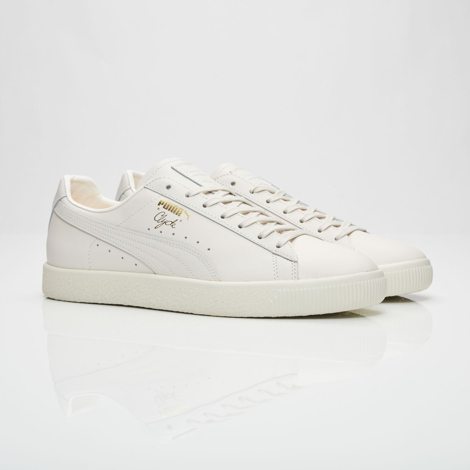 puma clyde natural sneakers - 60
