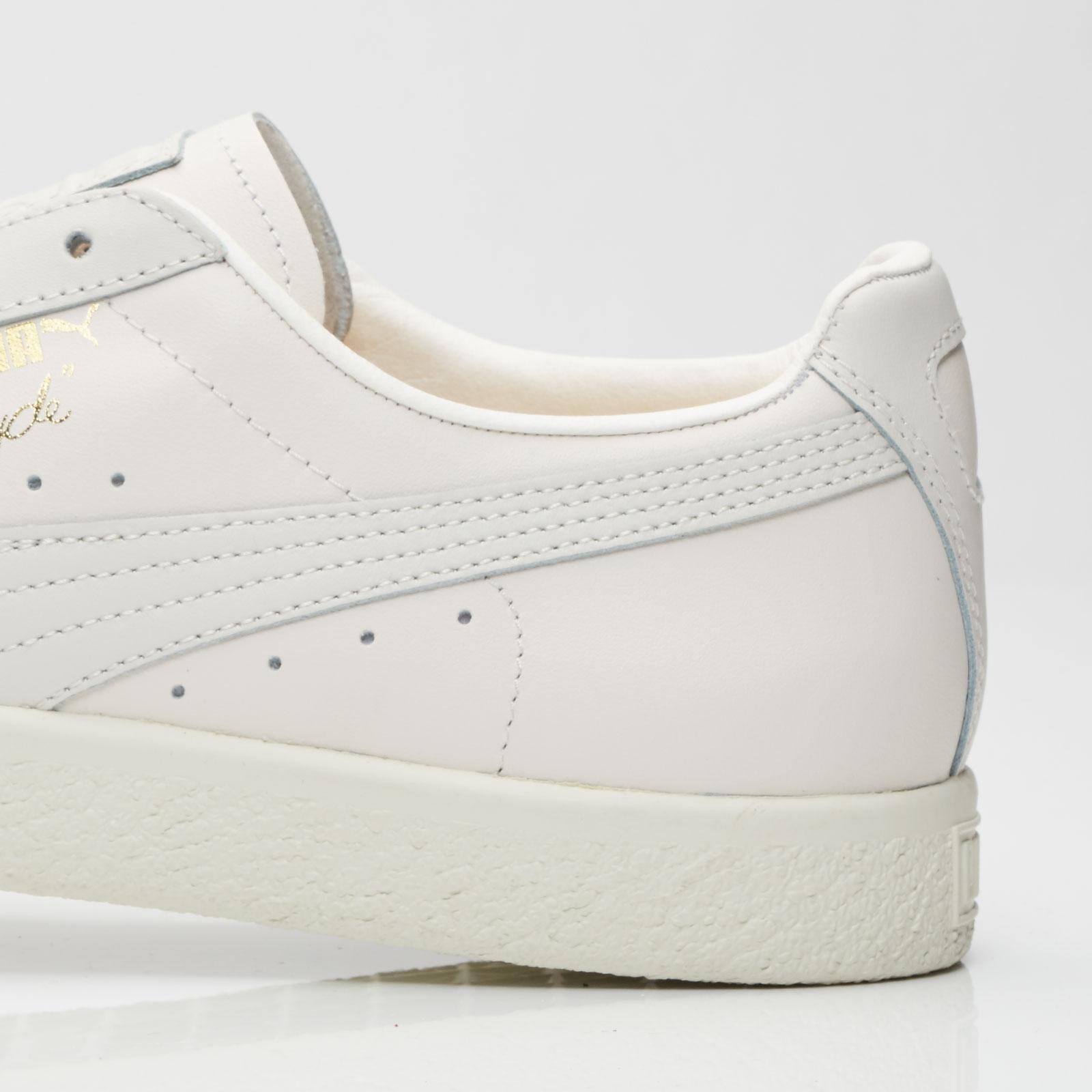 49a49f14deaa Puma Clyde Natural - 363617-02 - Sneakersnstuff