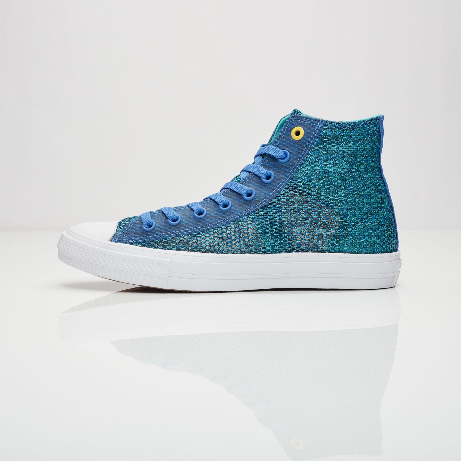 84569b1c0 Converse Chuck Taylor All Star Ii Hi - 154861c - Sneakersnstuff ...