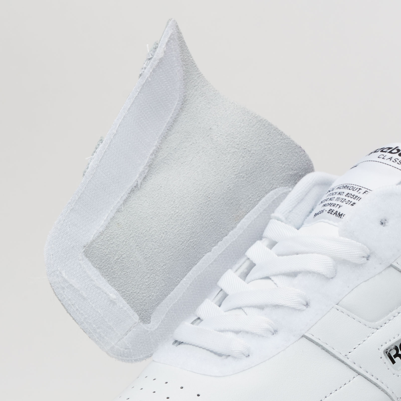 11561f35c8f46 Reebok Beams X Workout Lo Clean - Bd5811 - Sneakersnstuff
