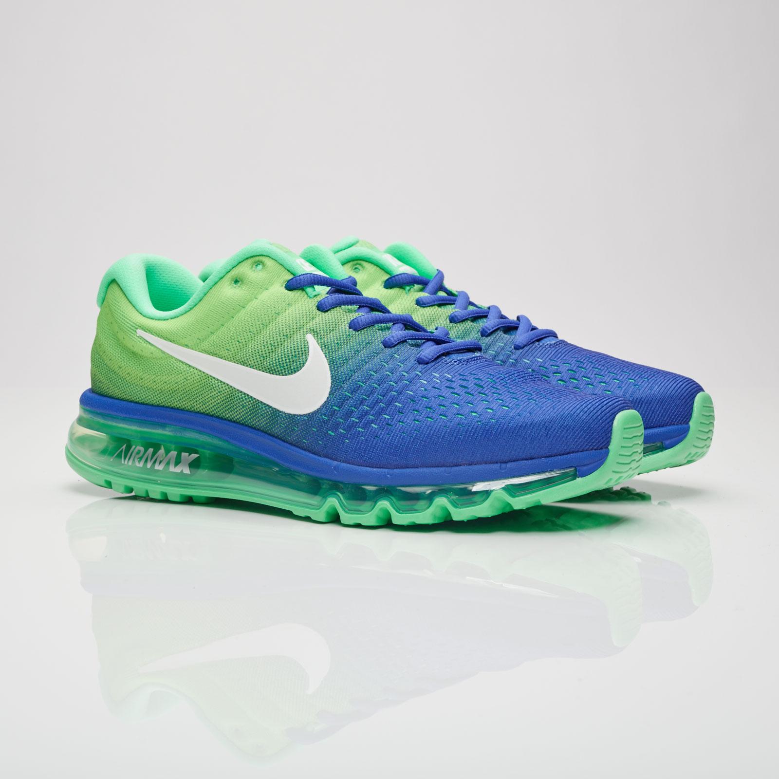 online retailer 6667d b4330 Nike Air Max 2017 - 849559-403 - Sneakersnstuff | sneakers ...