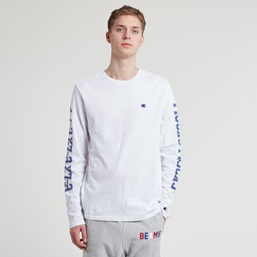Beams Long Sleeve Crewneck T