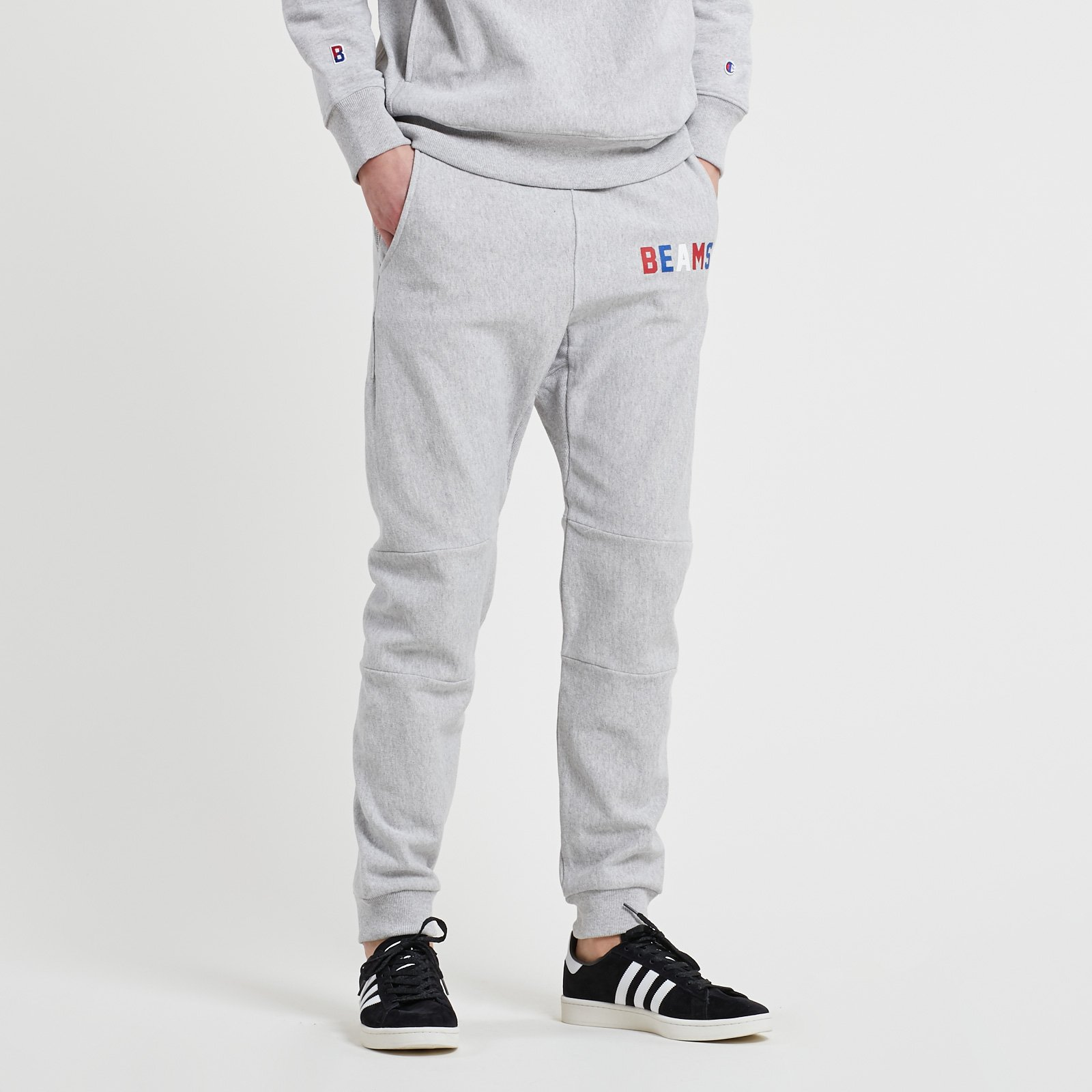 cedb34ffd3c3 Champion Beams Elastic Cuff Pants - 210636-3688 - Sneakersnstuff ...