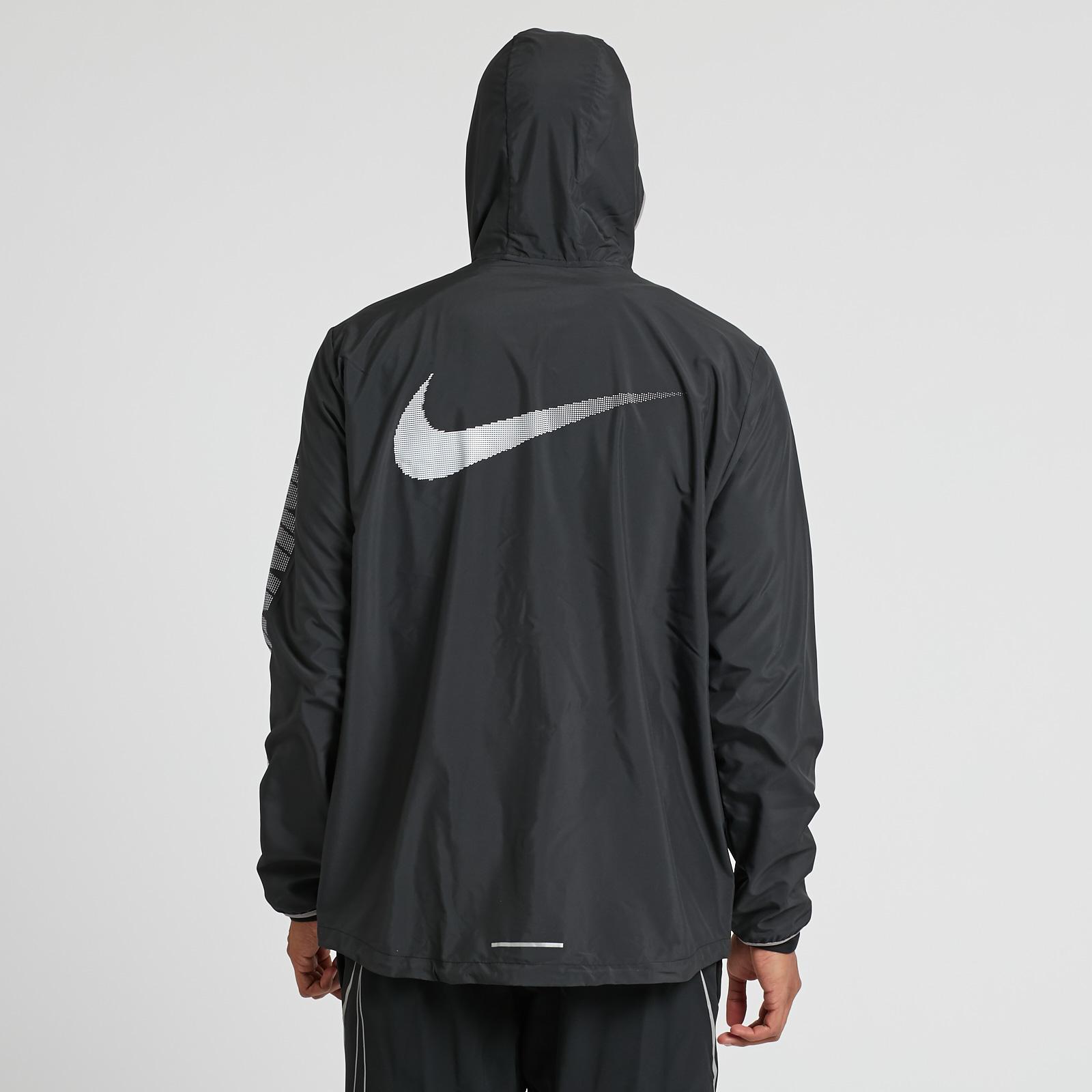 bd21987aa451d Nike M Nk Jacket City Core - 833549-010 - Sneakersnstuff | sneakers ...