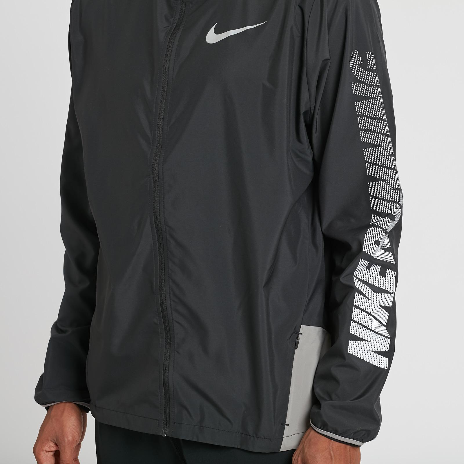 Mens Nike City Core Jacket  Lightweight Jacket size Large