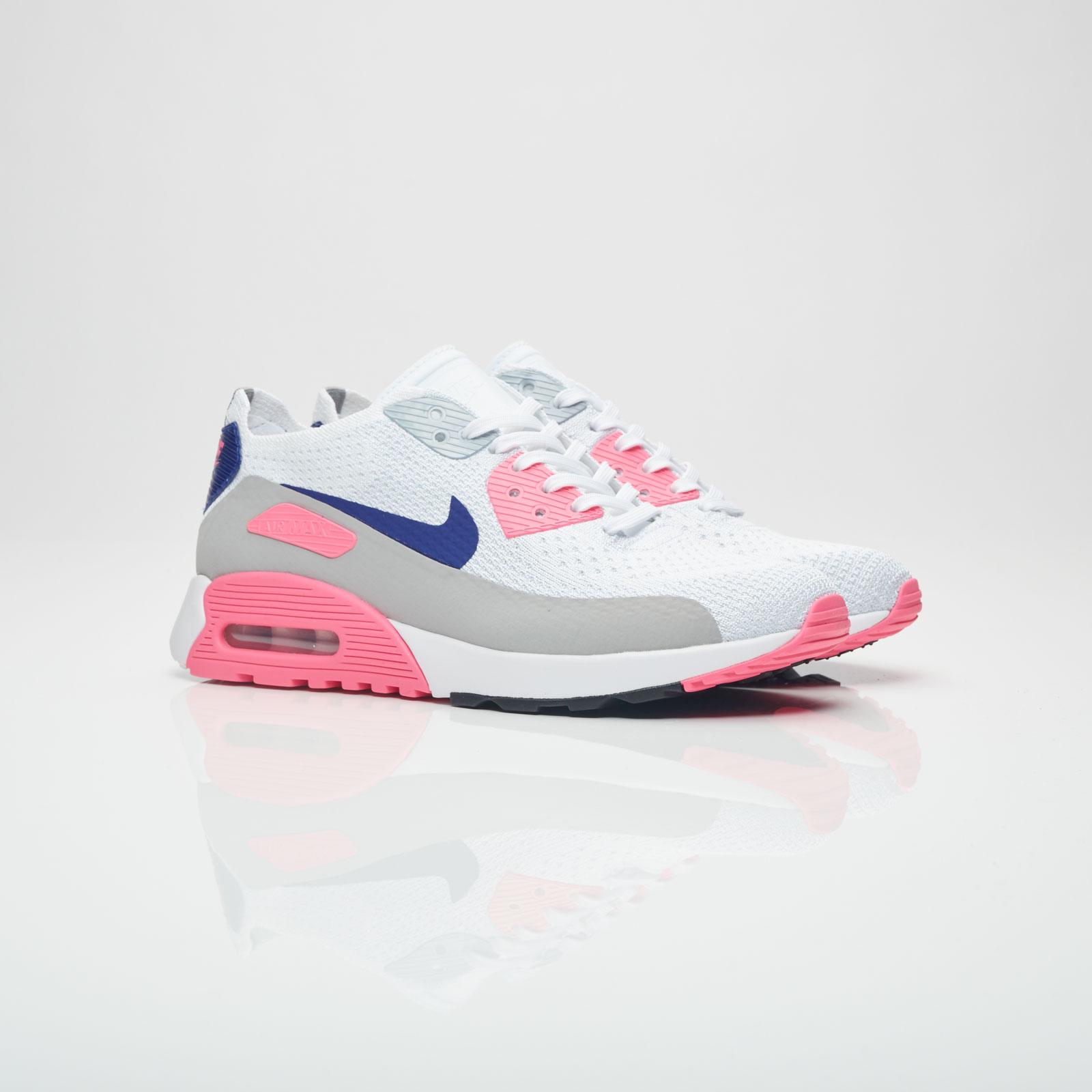 8111c7bc4670 Nike Wmns Air Max 90 Ultra 2.0 Flyknit - 881109-101 - Sneakersnstuff ...