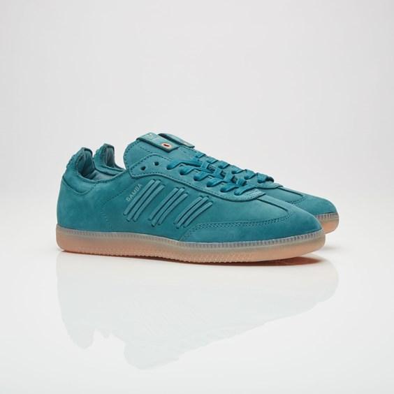 adidas Samba Womens Deep Hue