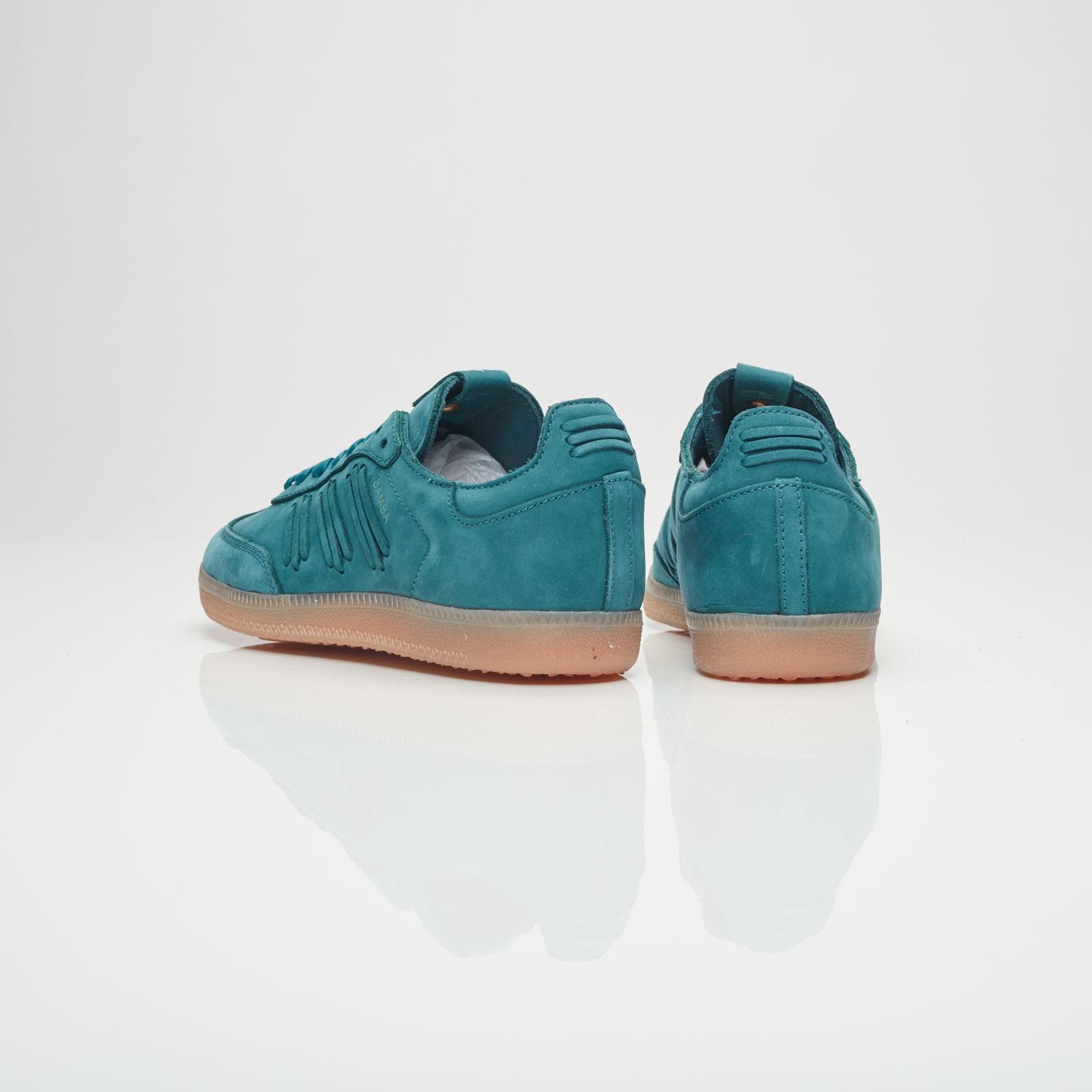 df19aae2e31f6 adidas Samba Womens Deep Hue - By2832 - Sneakersnstuff | sneakers &  streetwear online since 1999