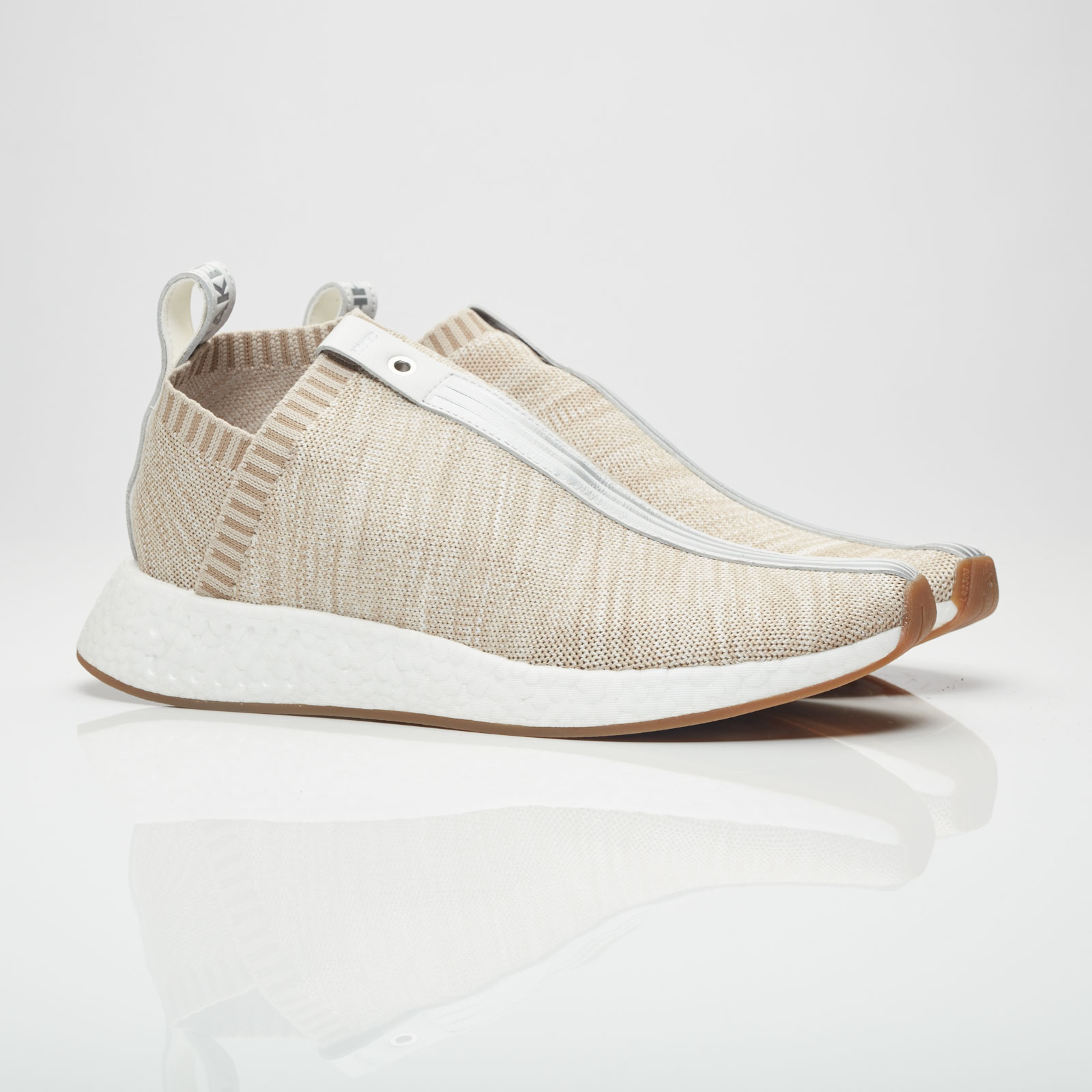 Adidas NMD CS2 PK Naked & Kith by2597 sneakersnstuff Sneakers