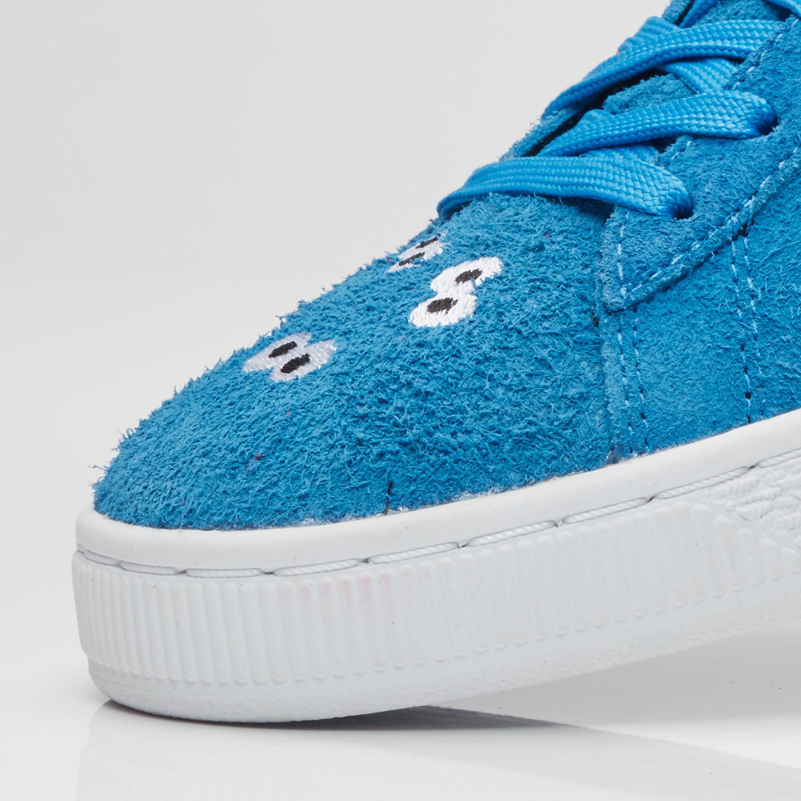 02aa13b0700 Puma X Sesame Street Suede - 363269-01 - Sneakersnstuff