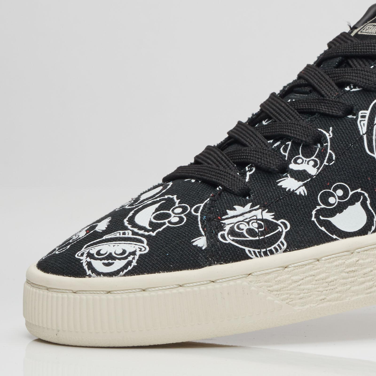 a013af2aeee5 Puma X Sesame Street Basket - 363220-02 - Sneakersnstuff