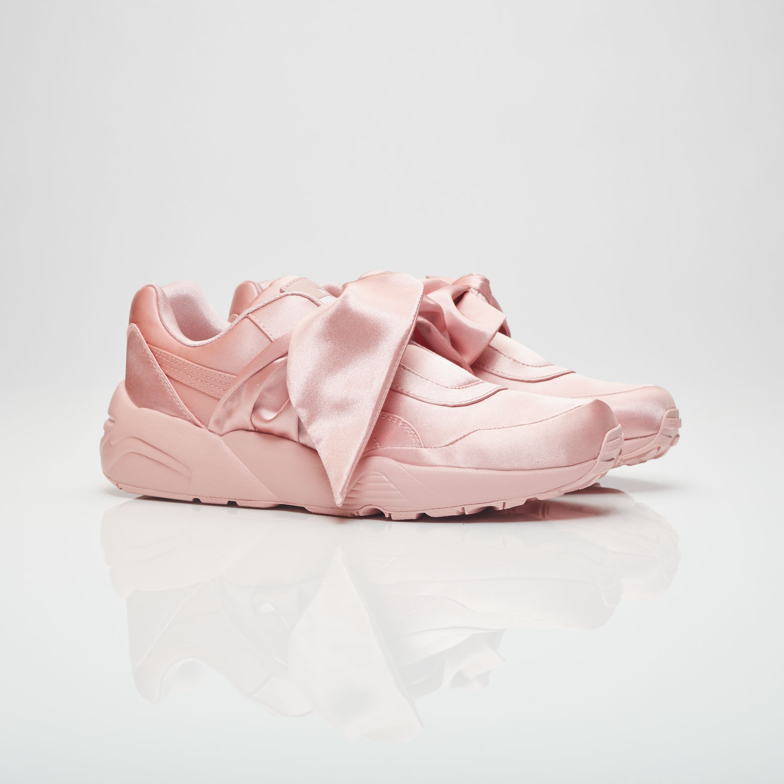 efd21b5e2708 Puma Bow Sneaker Womens - 365054-01 - Sneakersnstuff
