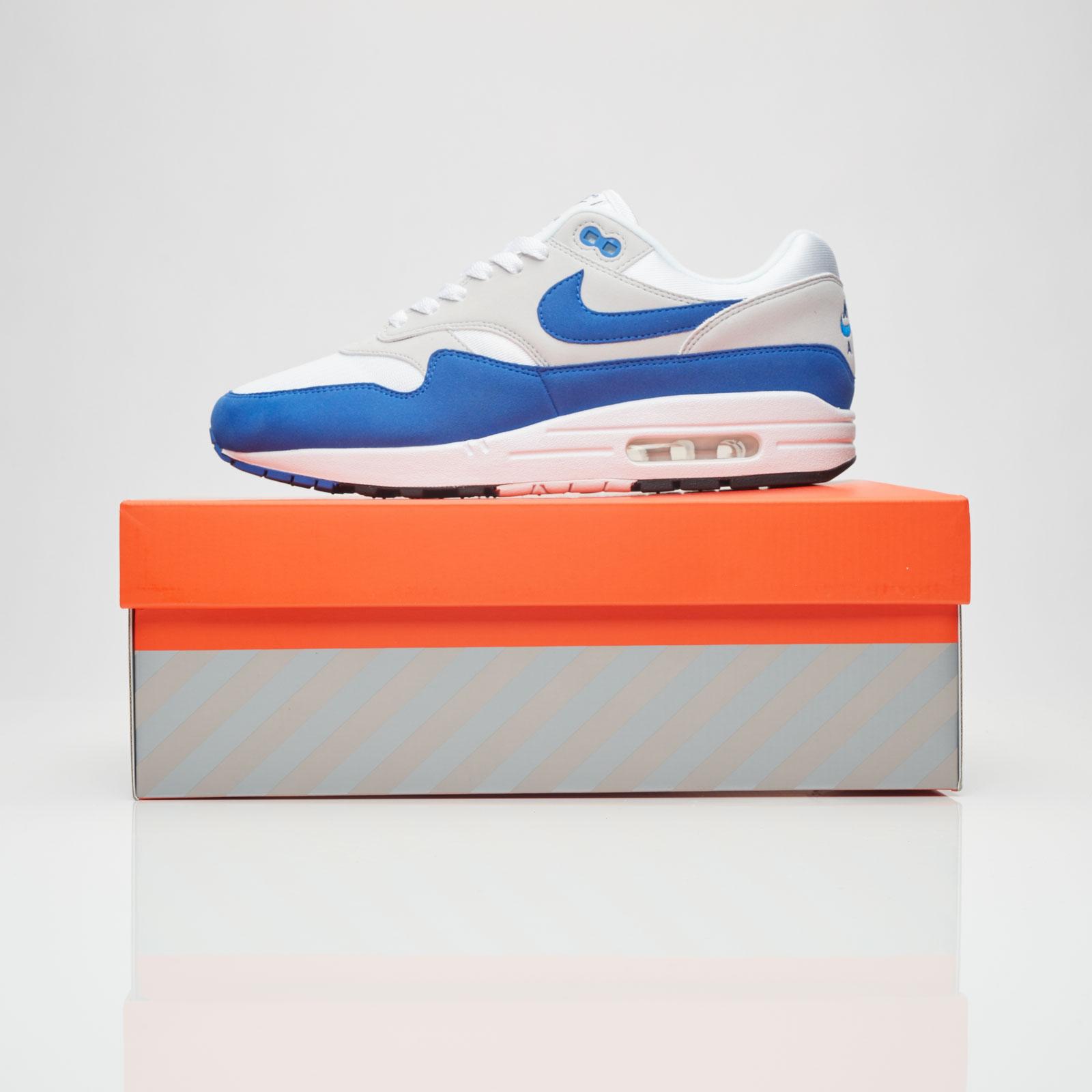 Nike Air Max 1 Anniversary 908375 101 Chaussuressnstuff Chaussuress