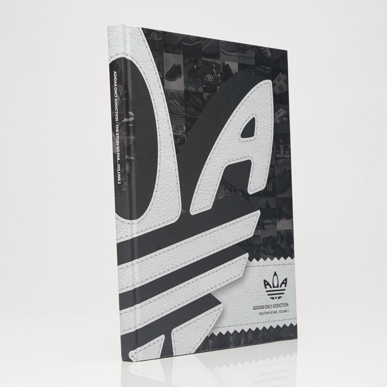 Books Adidas Only Addiction Vol 2 - 2