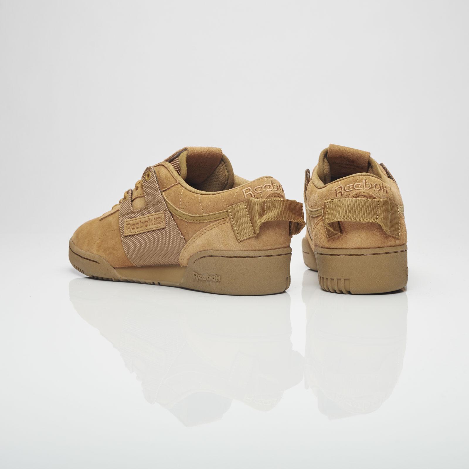 Reebok Workout Lo Clean Bs7772 Sneakersnstuff joggesko  sneakers