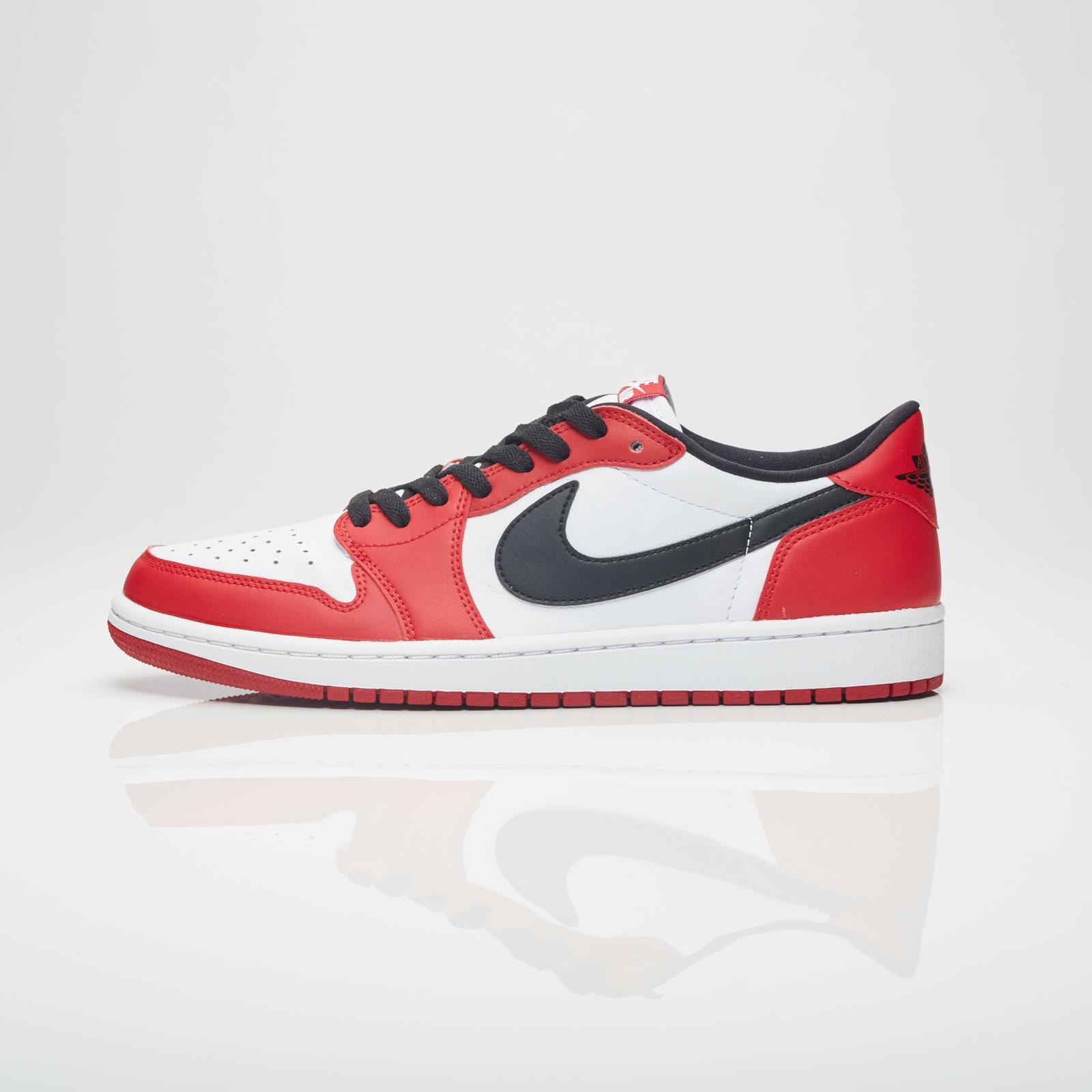 buy online 36724 3d273 Jordan Brand Air Jordan 1 Retro Low OG - 705329-600 - Sneakersnstuff    sneakers   streetwear online since 1999