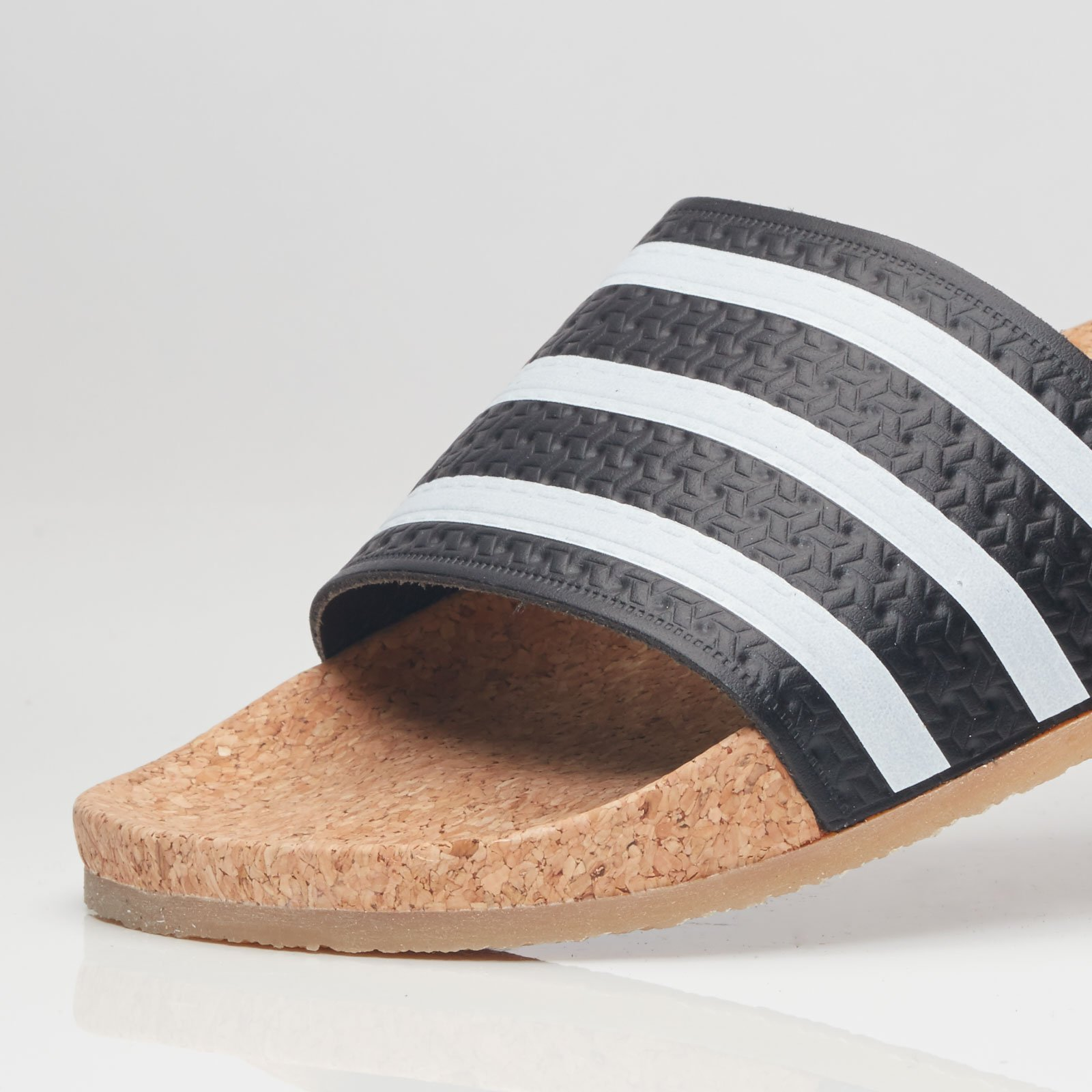 adidas adilette cork schwarz