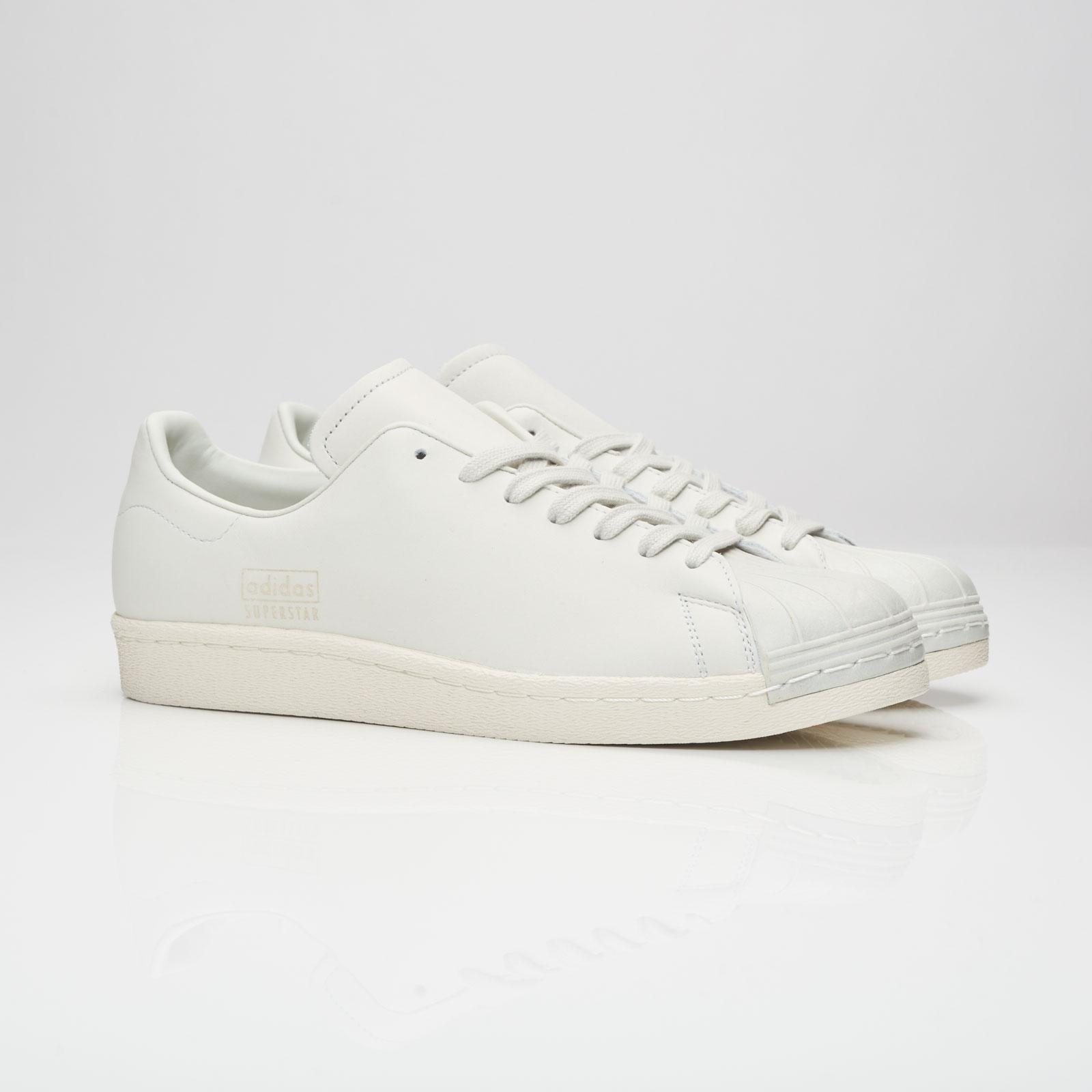 huge discount 87254 53b9d adidas Superstar 80S Clean - Bb0169 - Sneakersnstuff ...