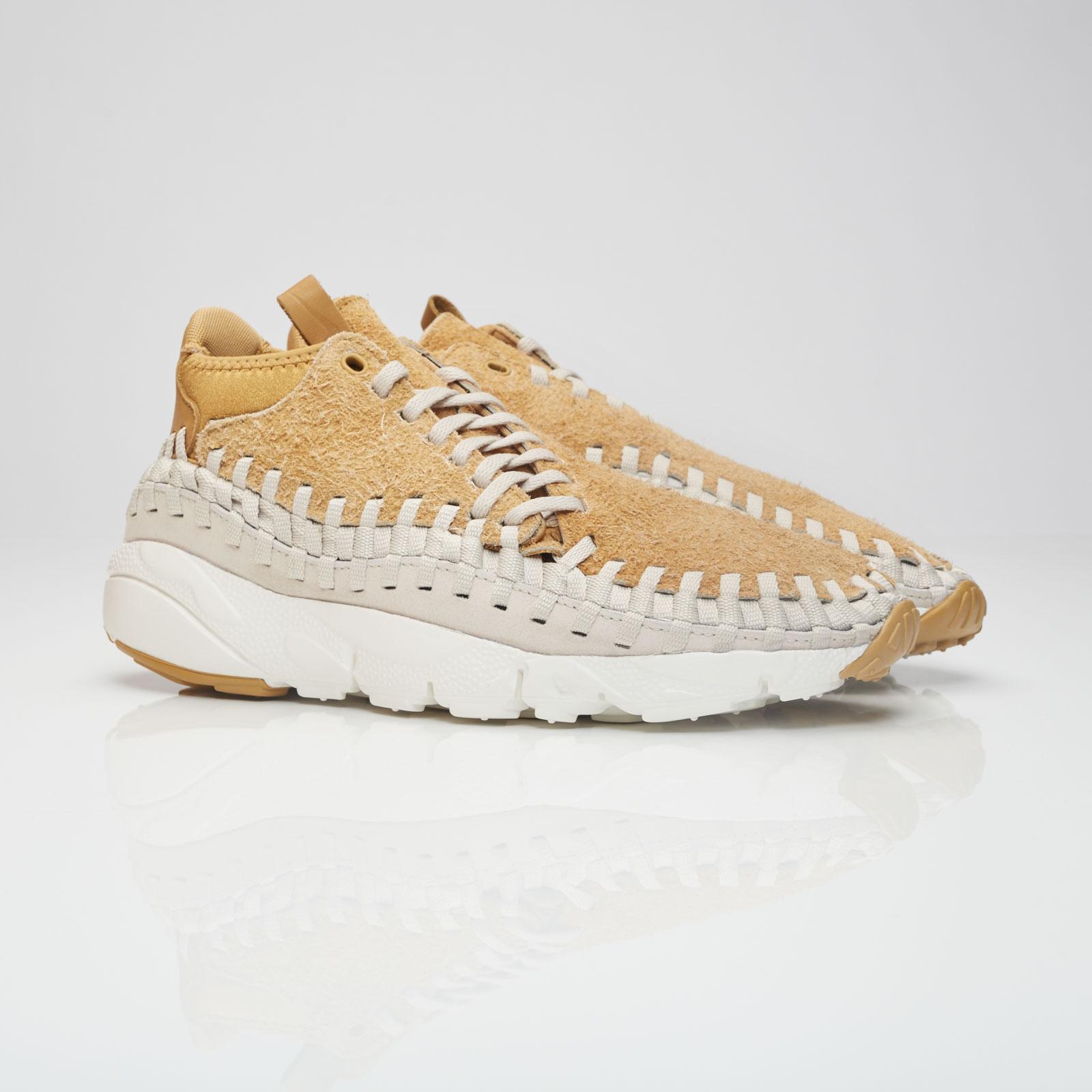 sports shoes 85921 b6667 Nike Sportswear Air Footscape Woven Chukka Qs