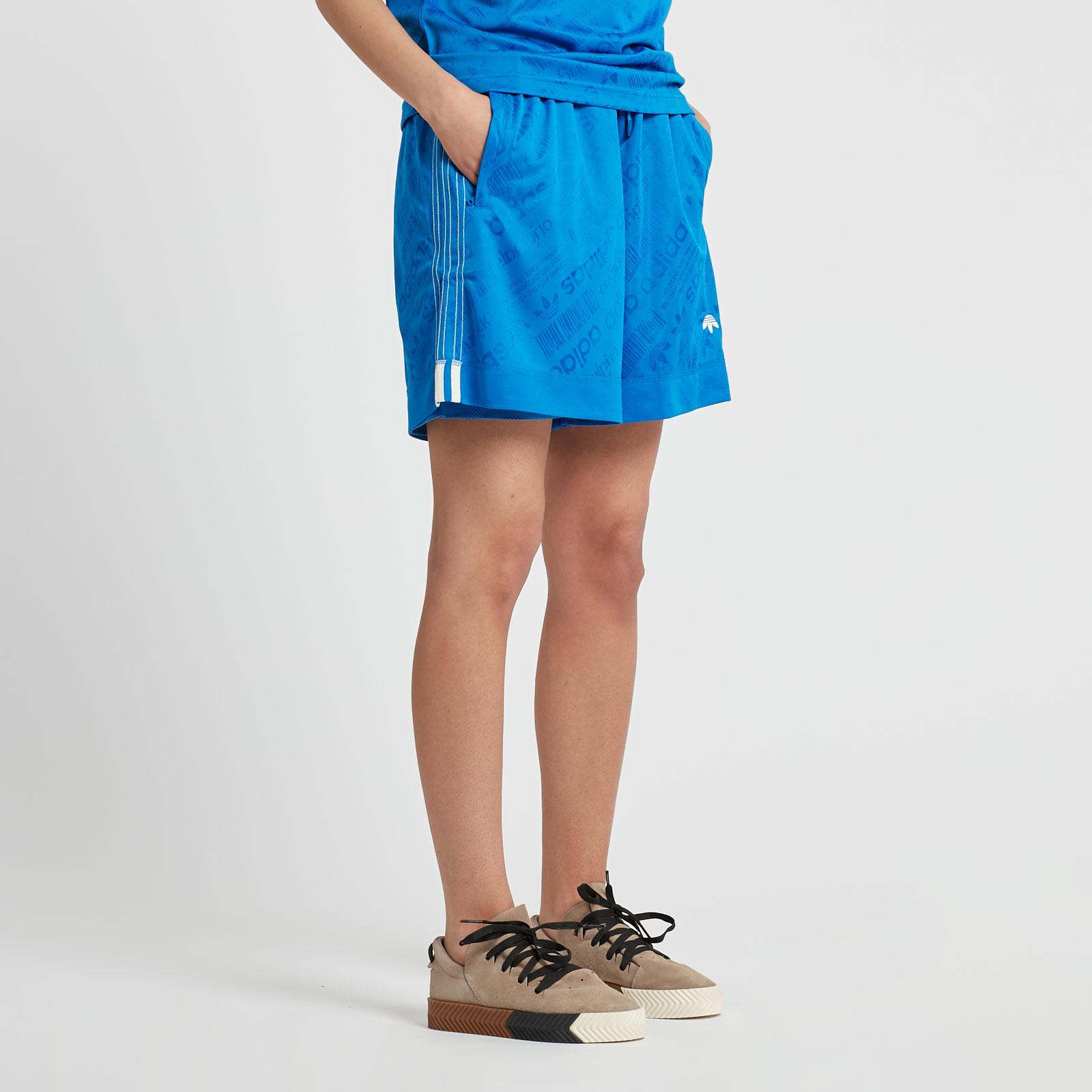 alexander wang x adidas shorts