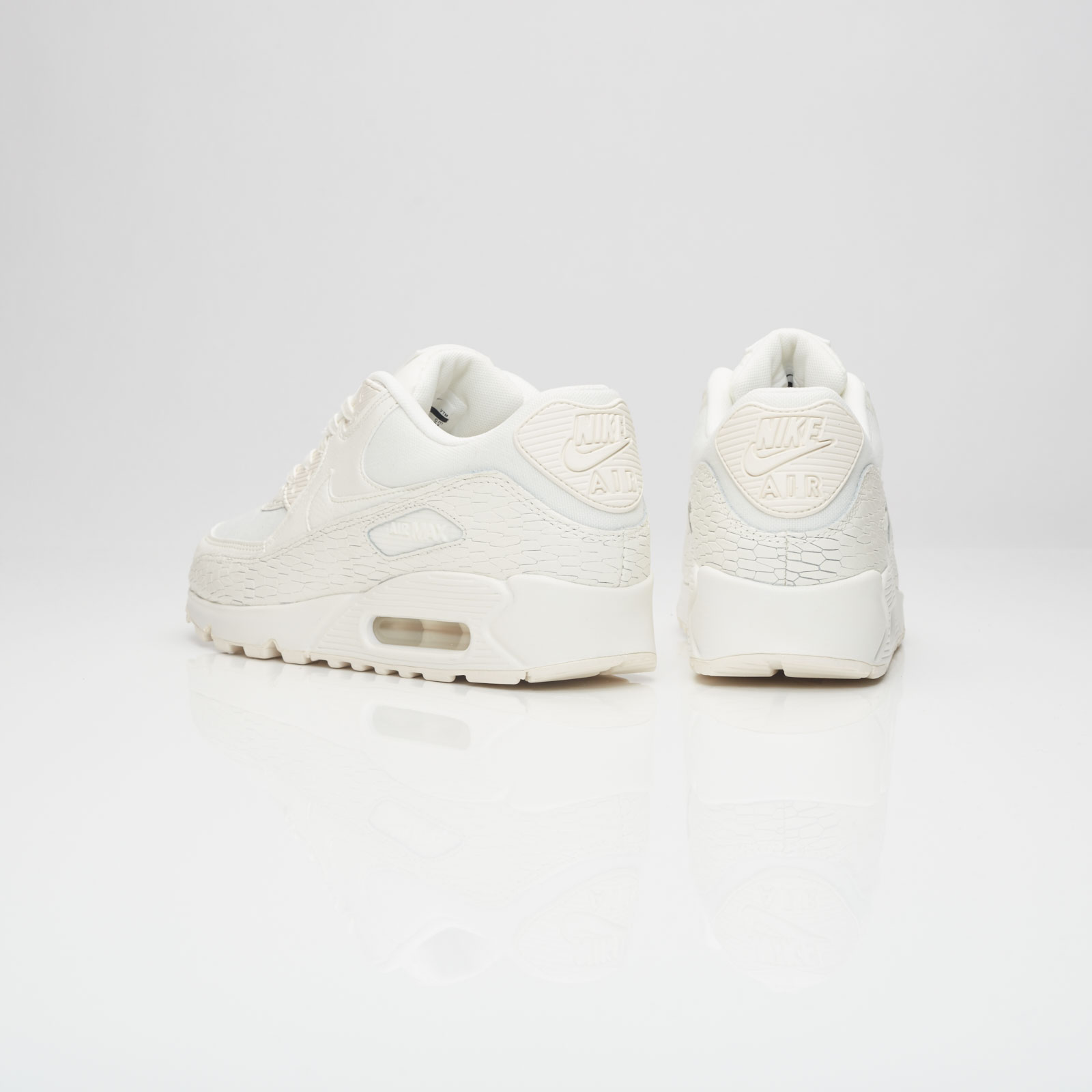 new product 94713 c6b0f Nike Wmns Air Max 90 Premium Leather - 904535-100 - Sneakersnstuff    sneakers   streetwear online since 1999