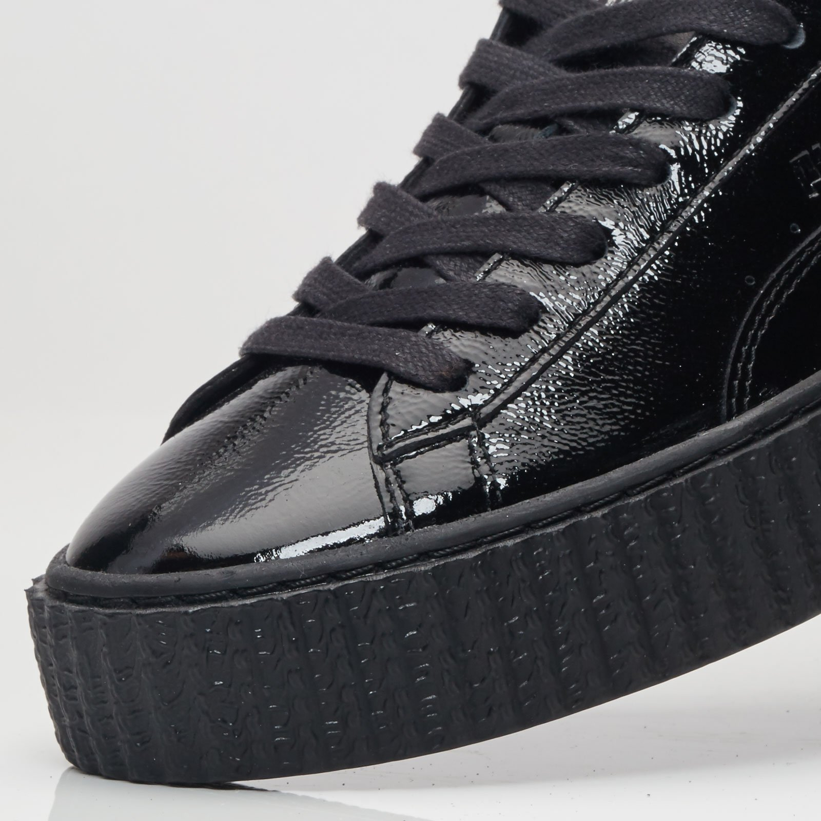 hot sale online d0a10 0b6a7 Puma Creeper Cracked Leather - 364465-01 - Sneakersnstuff ...