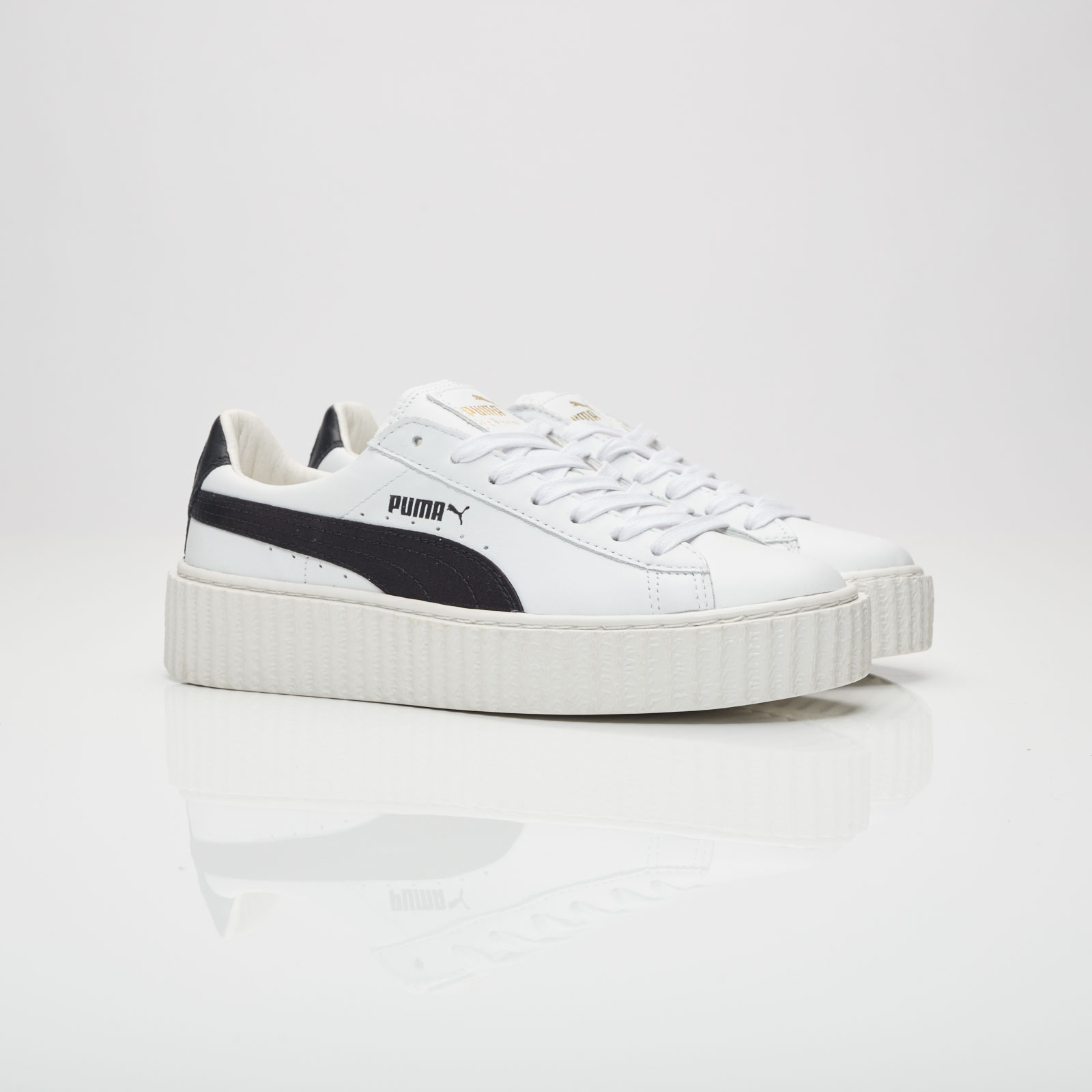fd78a54c6 Puma Creeper Cracked Leather - 364462-01 - Sneakersnstuff | sneakers ...