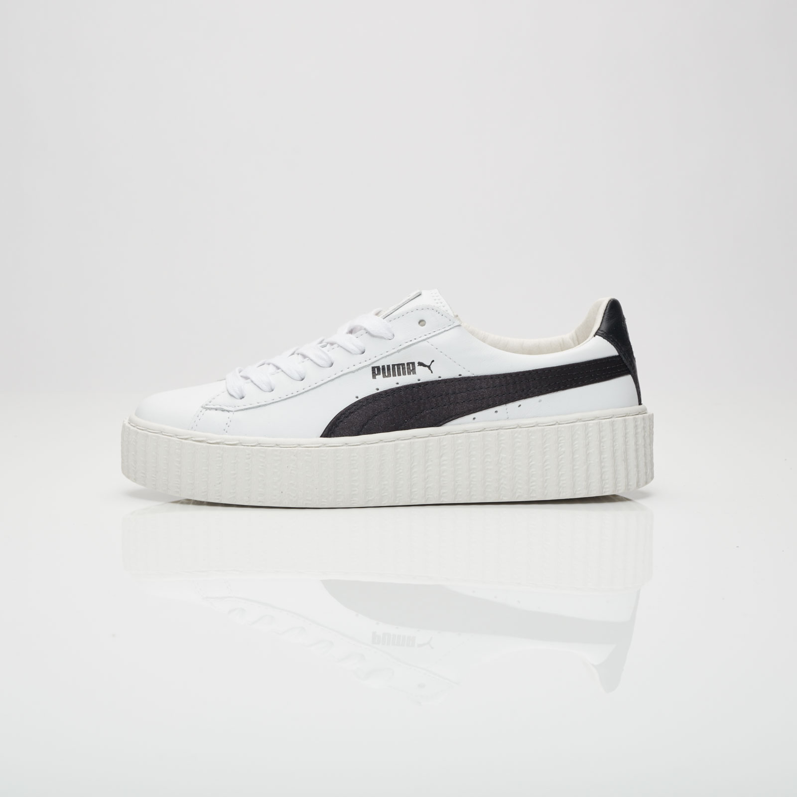 low priced 4112a ea563 Puma Creeper Cracked Leather - 364462-01 - Sneakersnstuff ...