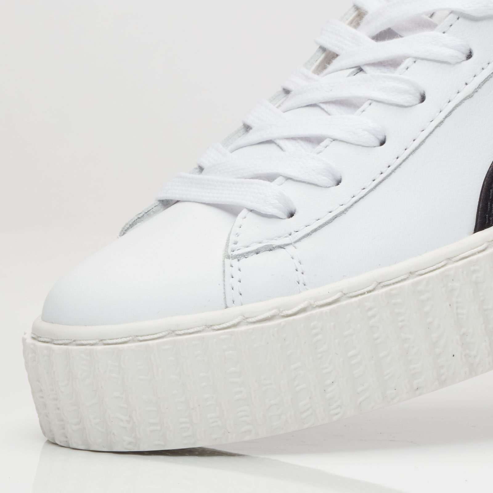8ce38c6b0ba1 Puma Creeper Cracked Leather - 364462-01 - Sneakersnstuff