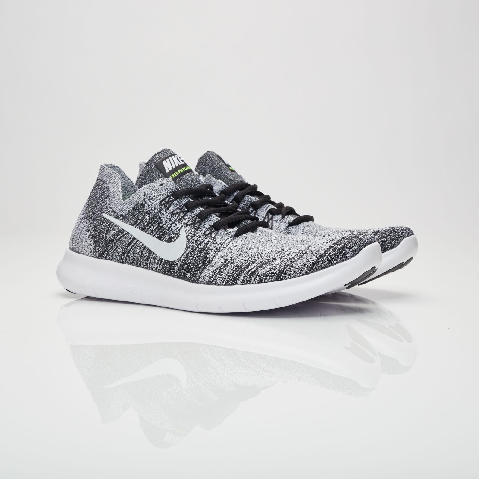 uk availability 28f0c 0a743 Nike Free Rn Flyknit 2017 - 880843-003 - Sneakersnstuff | sneakers ...