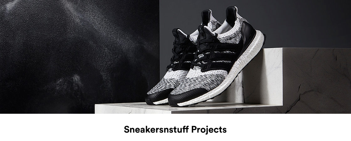 Sneakersnstuff Projects